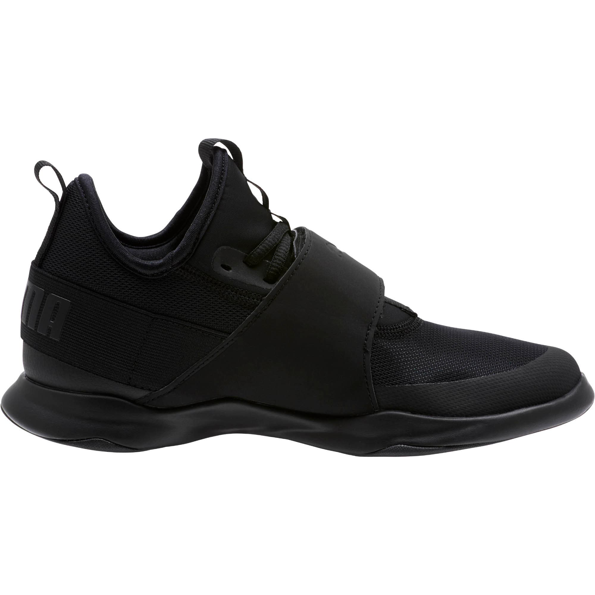 Thumbnail 3 of Dare Trainer Women's Trainers, Puma Black-Puma Black, medium
