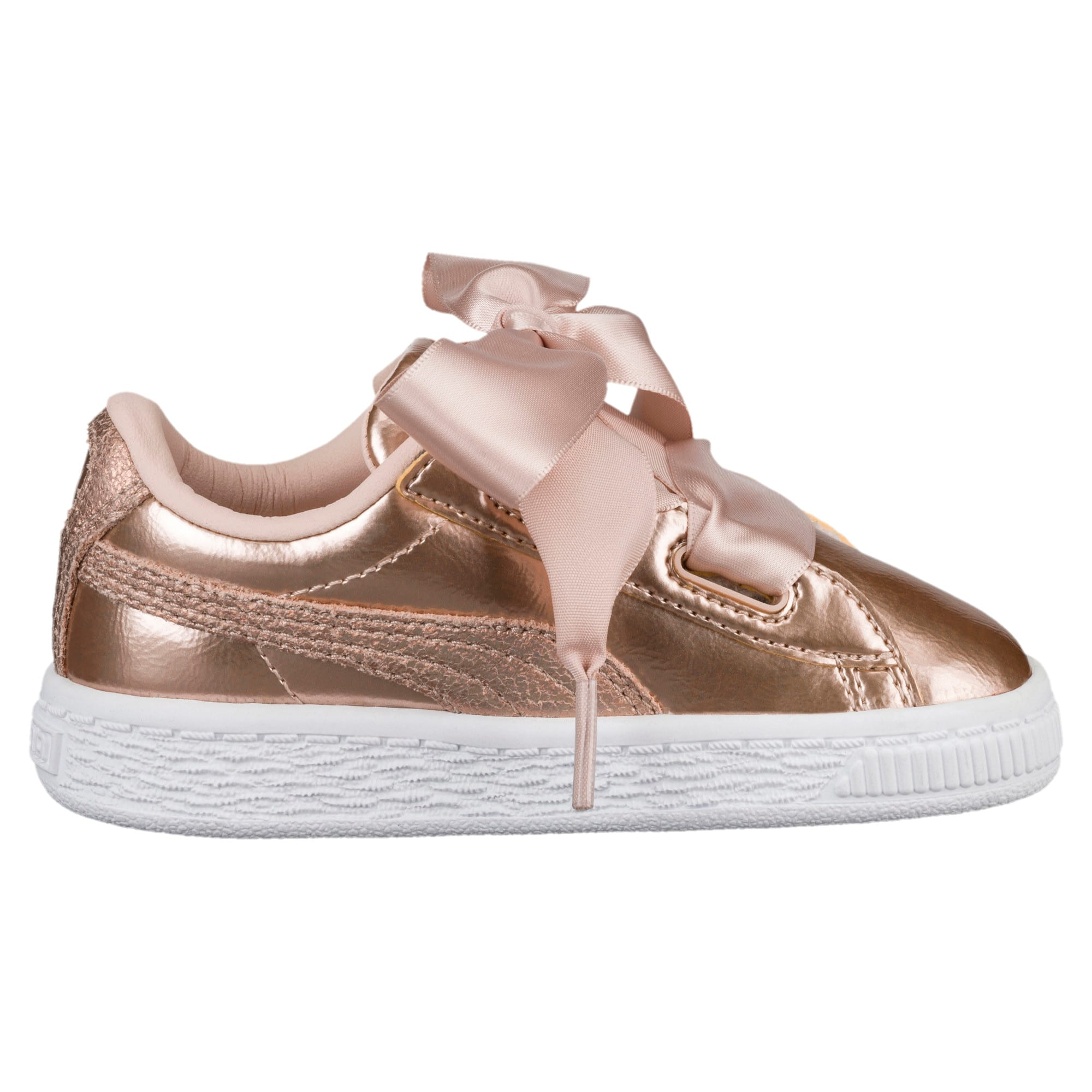 wholesale dealer 78450 38da1 Basket Heart Lunar Lux Little Kids' Shoes