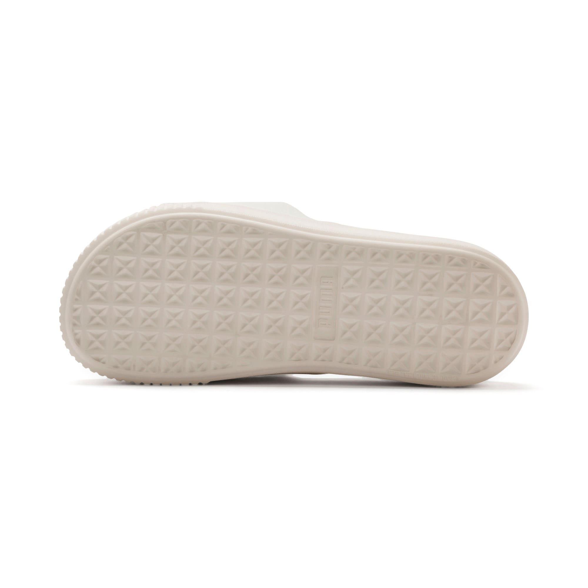 Thumbnail 4 of Platform Slide Women's Sandals, Pastel Parchment-Pastel Par., medium