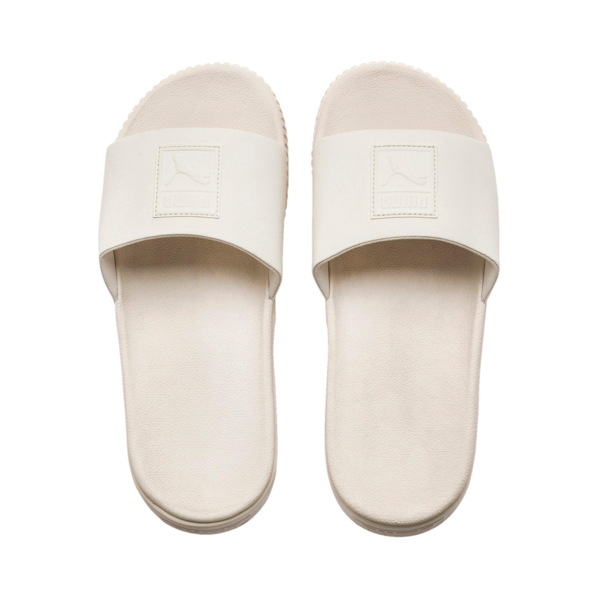 Thumbnail 6 of Platform Slide Women's Sandals, Pastel Parchment-Pastel Par., medium