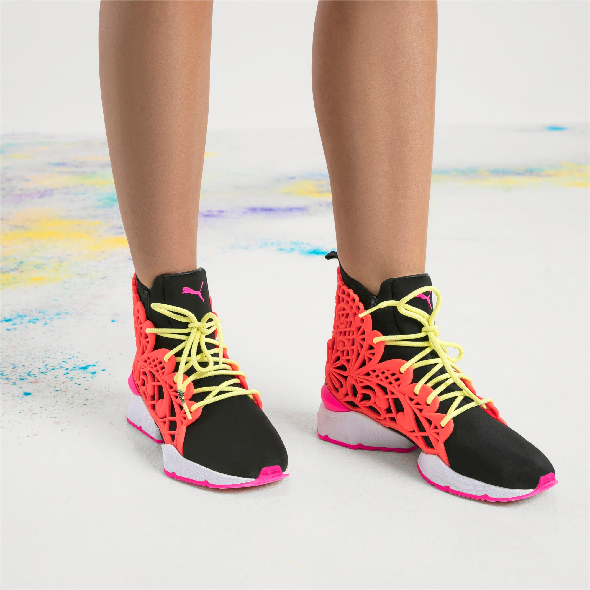 Puma x Sophia Webster Muse Echo Candy Princess Sneakers