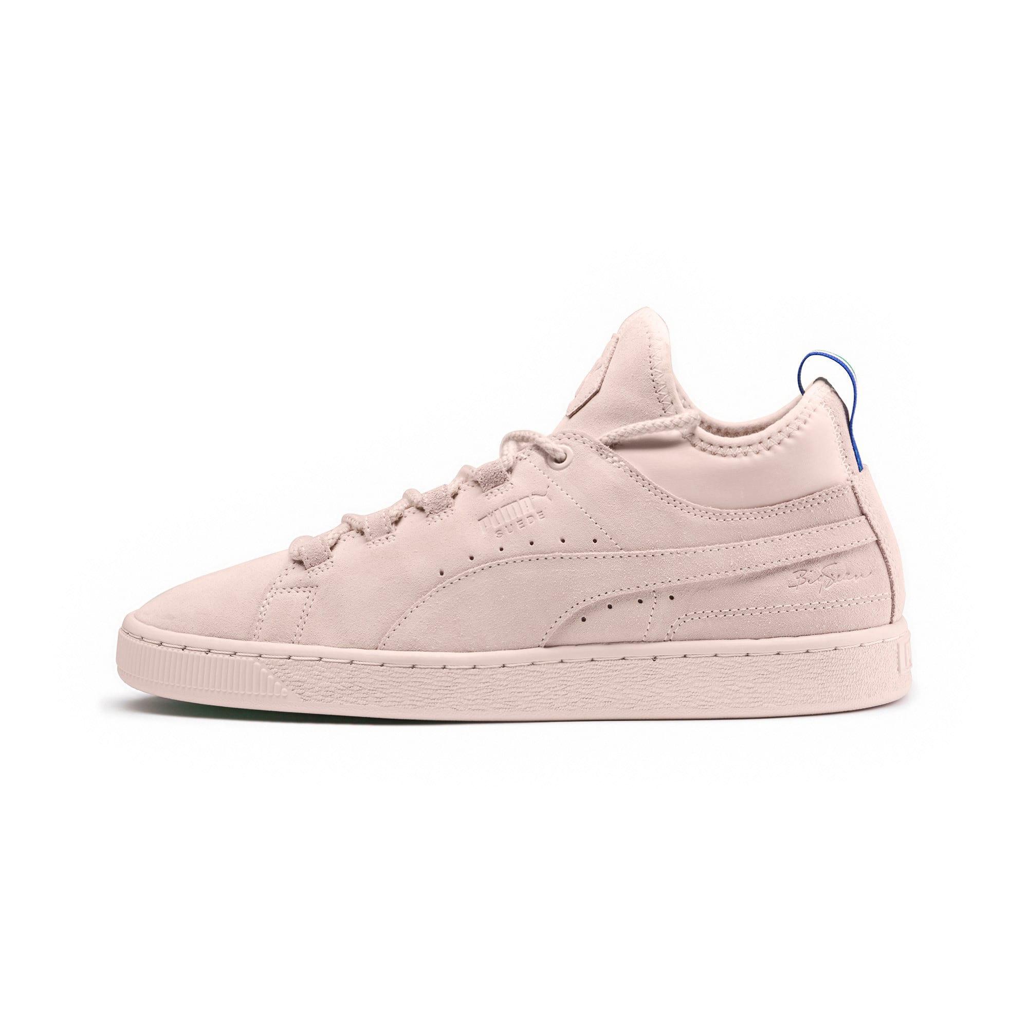 purchase cheap f91f5 a32dd PUMA x BIG SEAN Suede Mid Sneakers