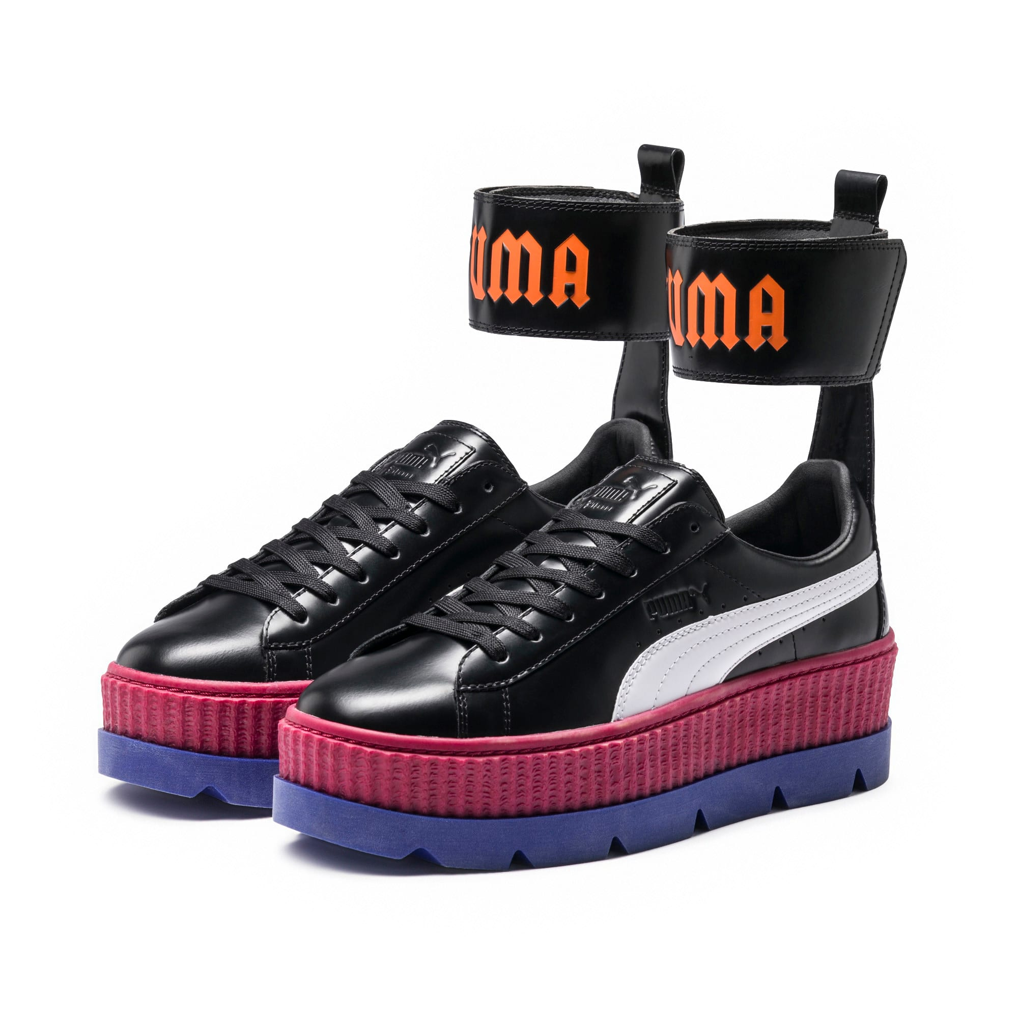 sale retailer 272d1 83850 FENTY Men's Ankle Strap Trainer