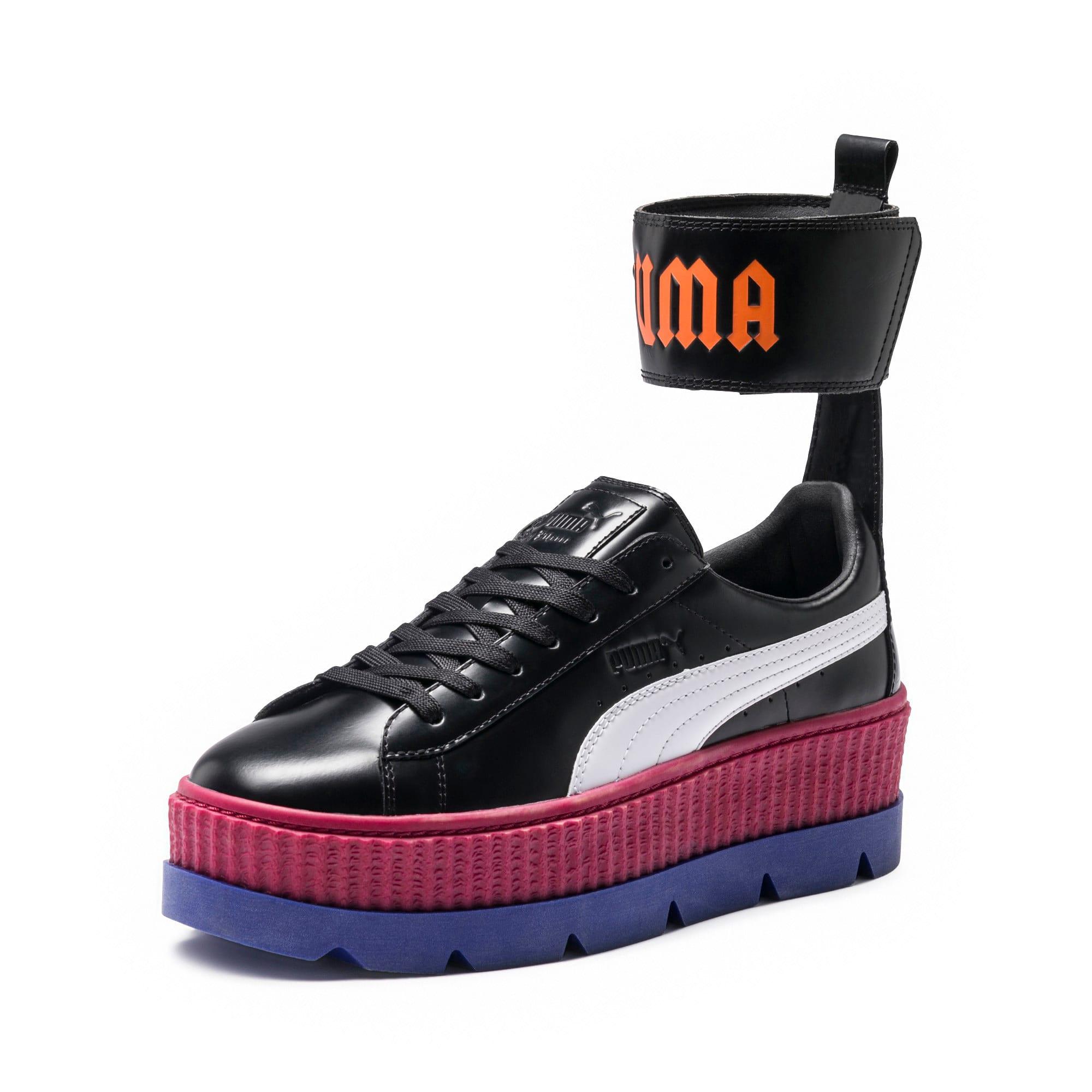sale retailer 96bf0 b6af3 FENTY Men's Ankle Strap Trainer