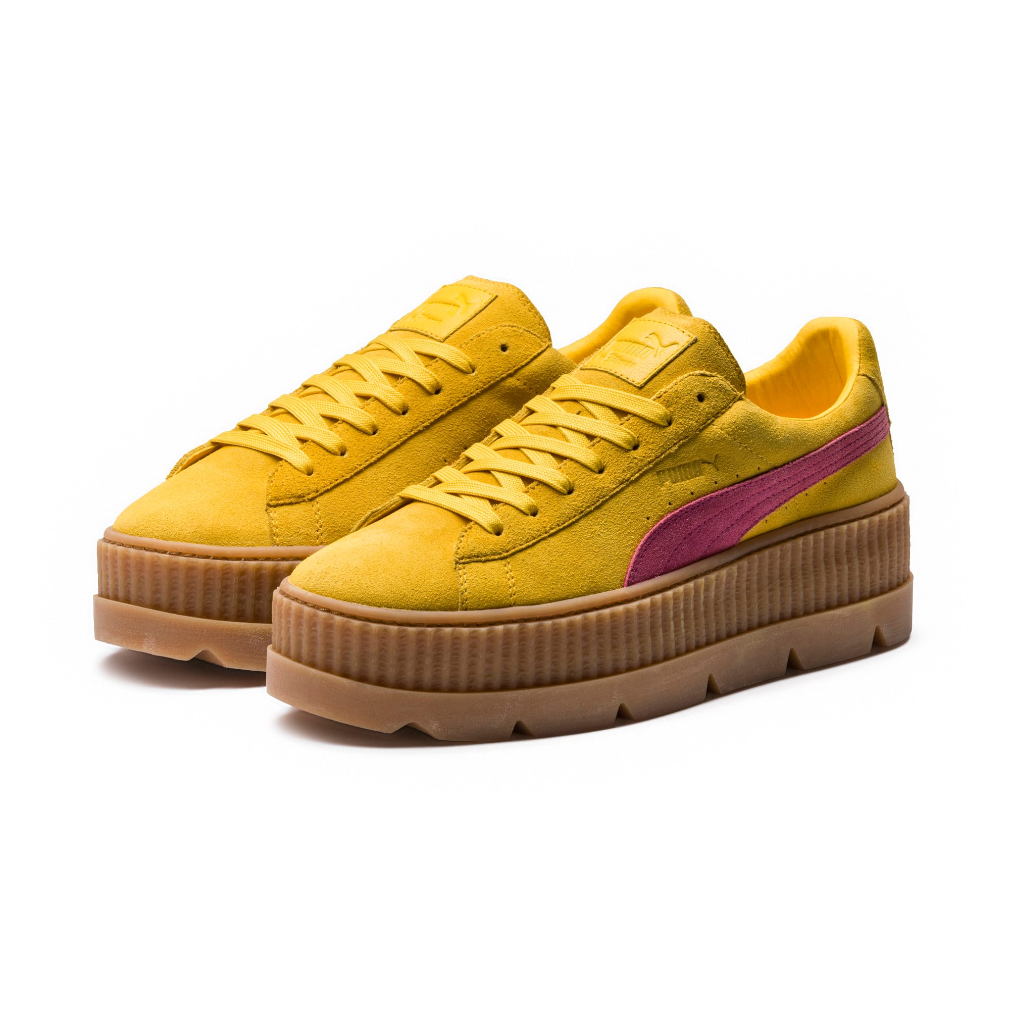 timeless design d8bcc 9defd FENTY Suede Cleated Creeper Men's