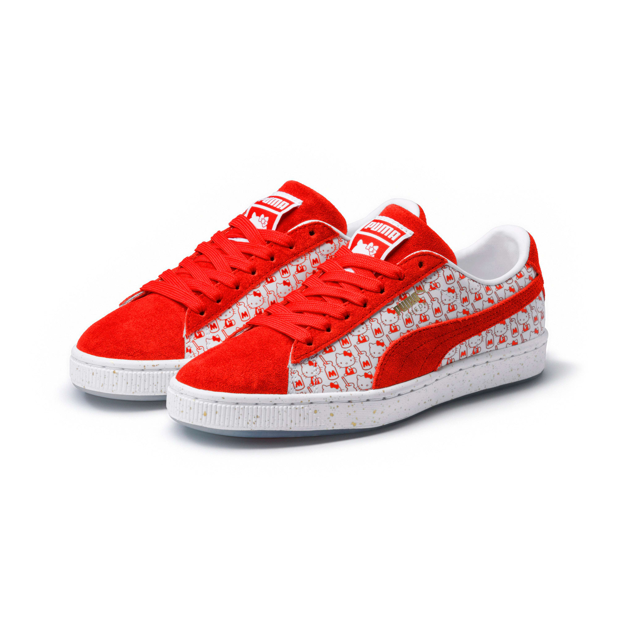2puma mujer suede hellow kity
