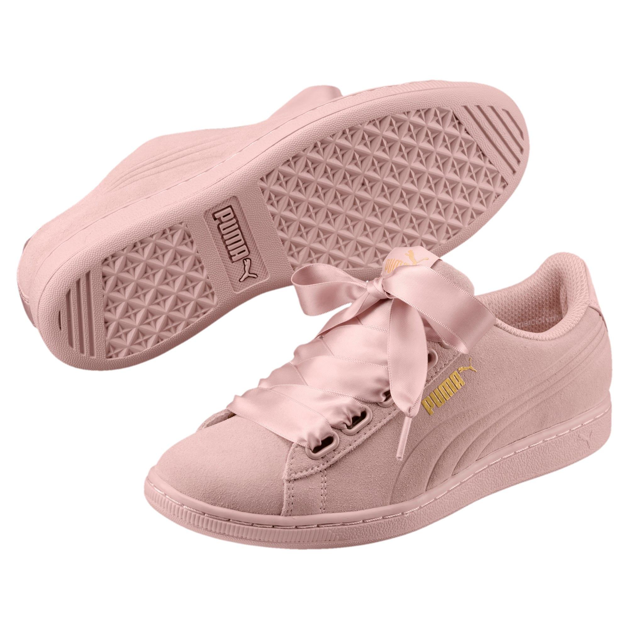 Vikky Ribbon Satin Damen Sneaker