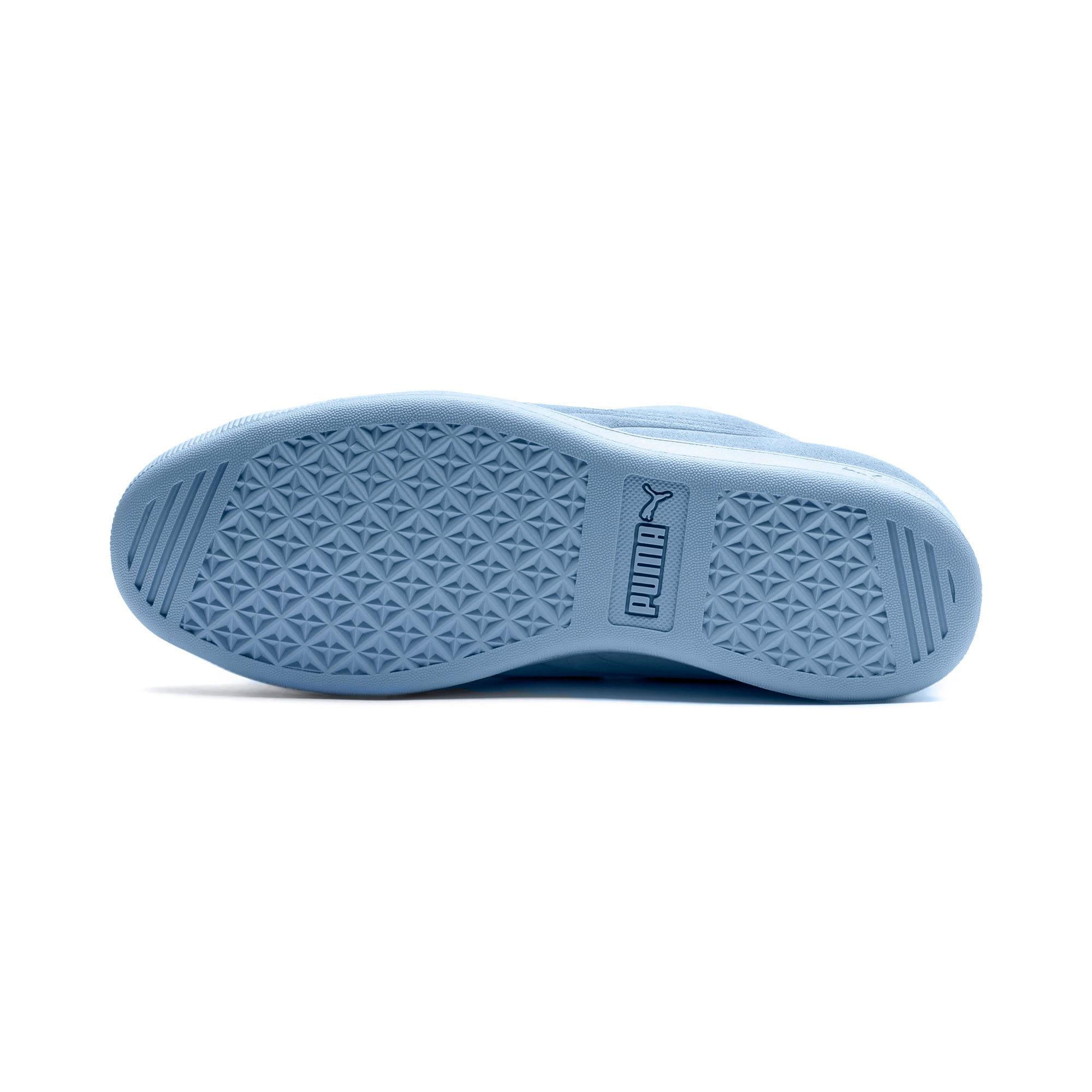 Thumbnail 3 of Vikky Ribbon Satin Women's Sneakers, CERULEAN-CERULEAN, medium
