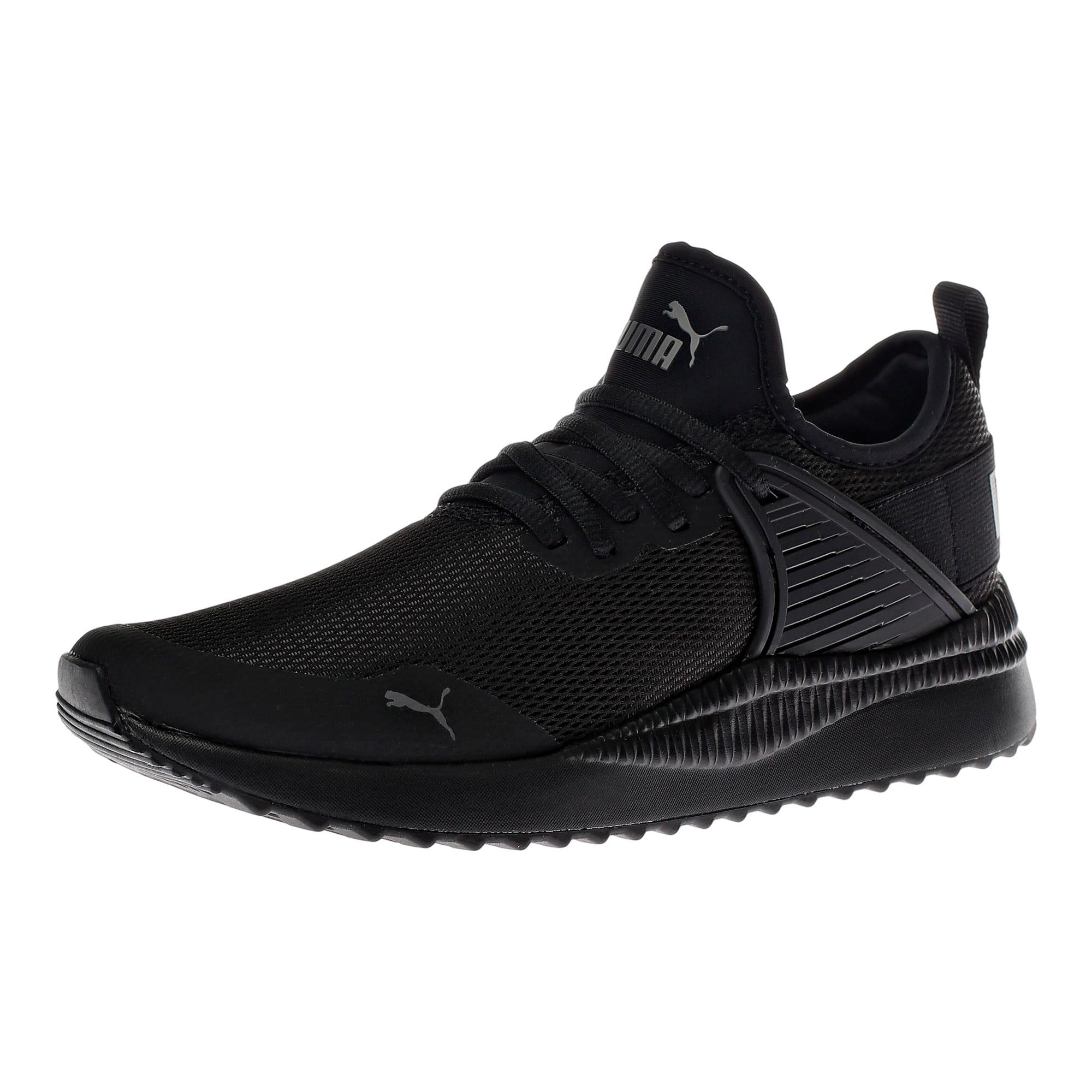 Thumbnail 1 of Pacer Next Cage Sneakers JR, Puma Black-Puma Black, medium