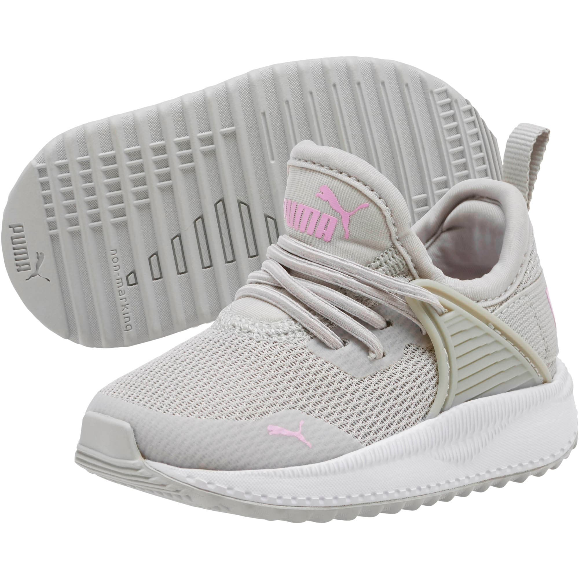 Thumbnail 2 of Pacer Next Cage AC Inf Shoes, Gray Violet-Orchid, medium