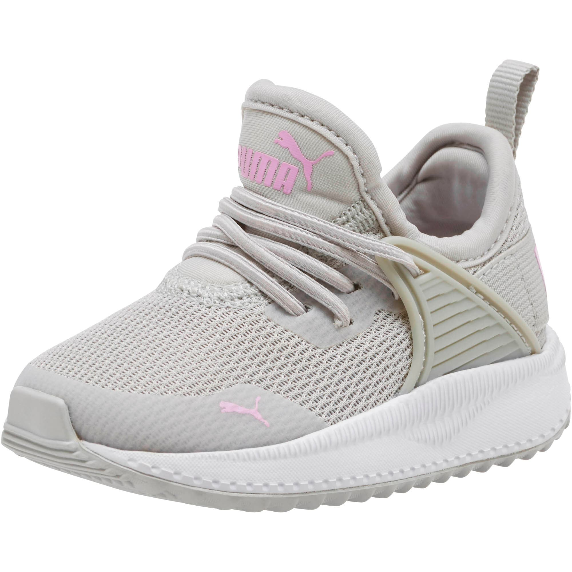 Thumbnail 1 of Pacer Next Cage AC Inf Shoes, Gray Violet-Orchid, medium