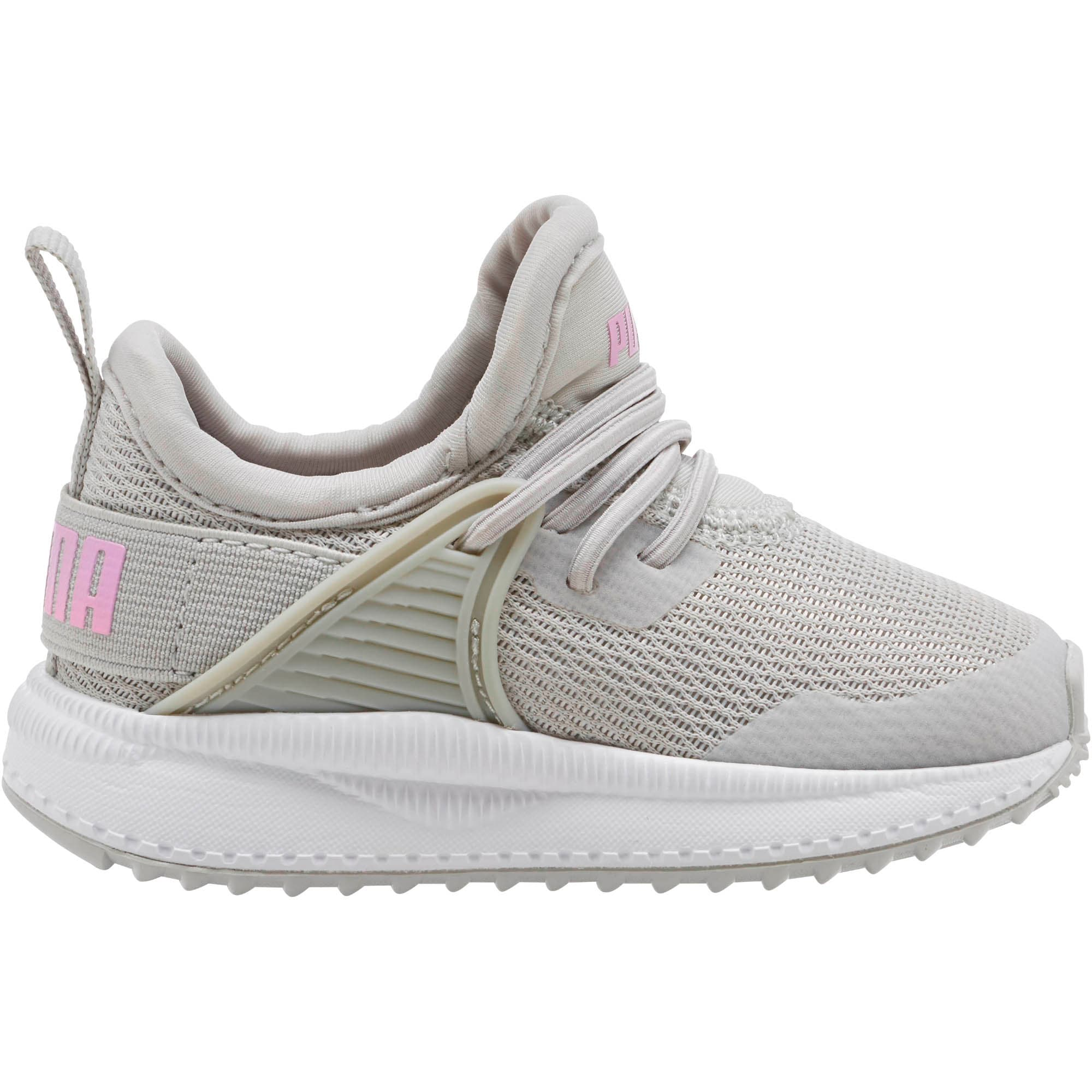 Thumbnail 3 of Pacer Next Cage AC Inf Shoes, Gray Violet-Orchid, medium