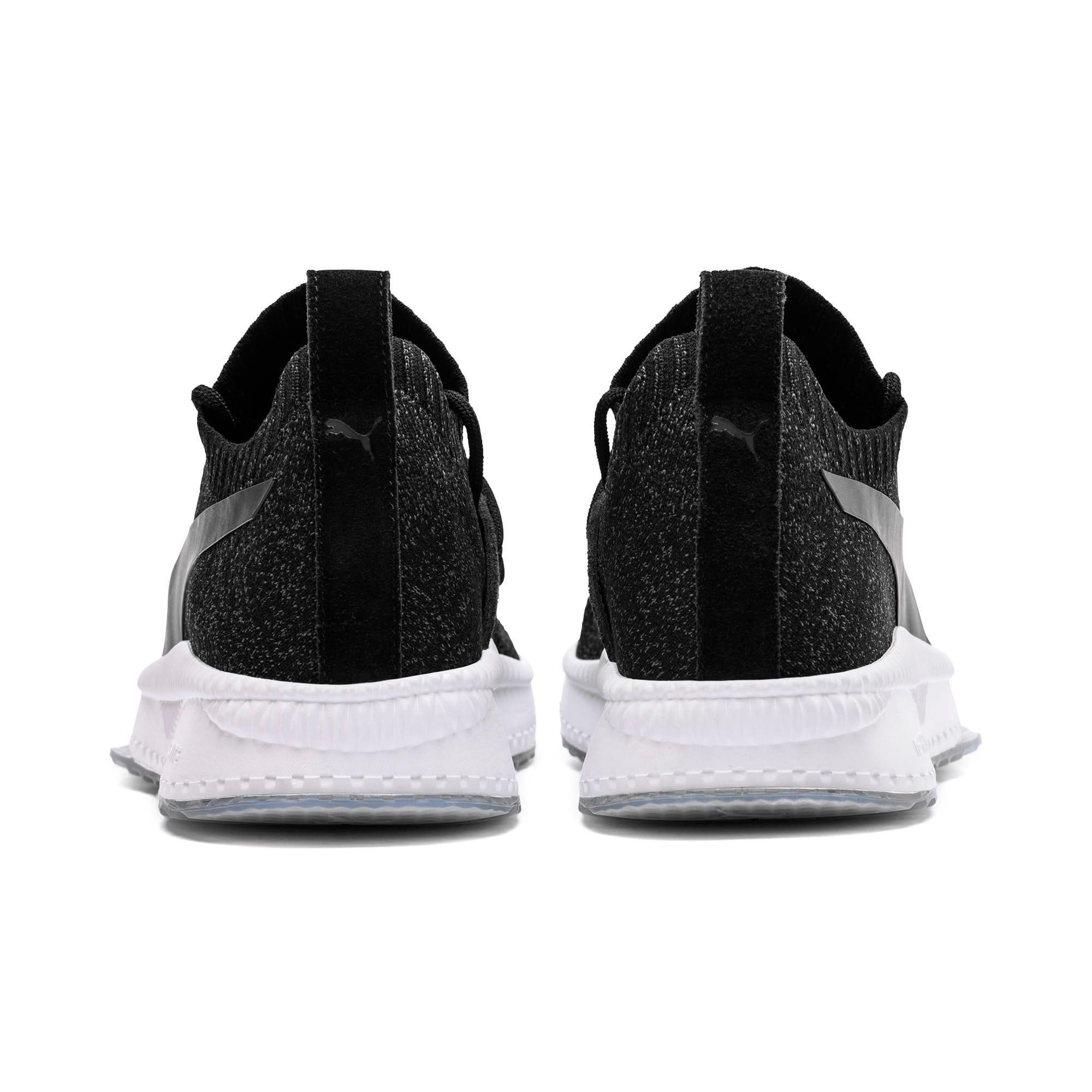 Thumbnail 4 of TSUGI Apex evoKNIT Men's Sneakers, Puma Black-Iron Gate, medium
