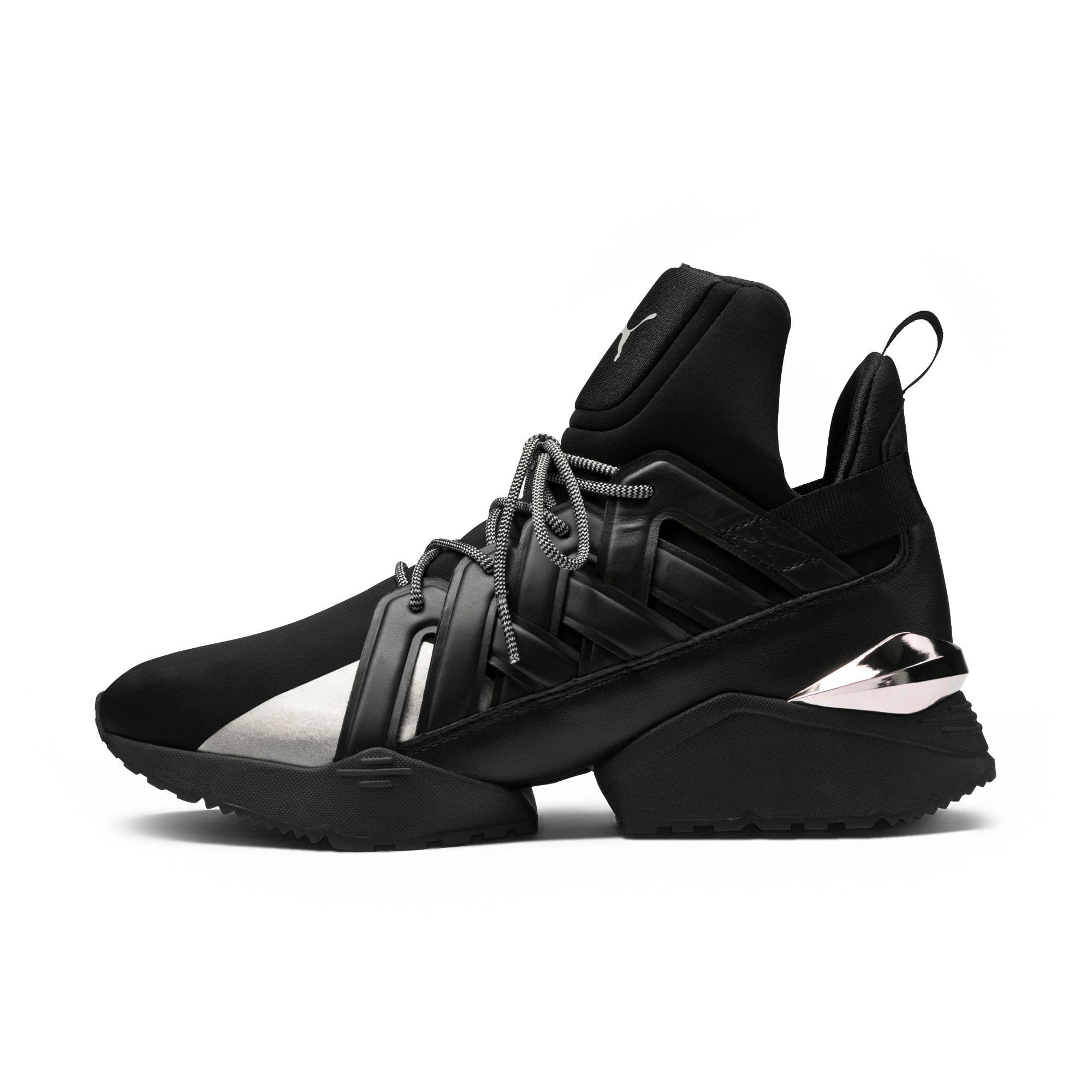 PUMA Womens Muse Elevated Shoes