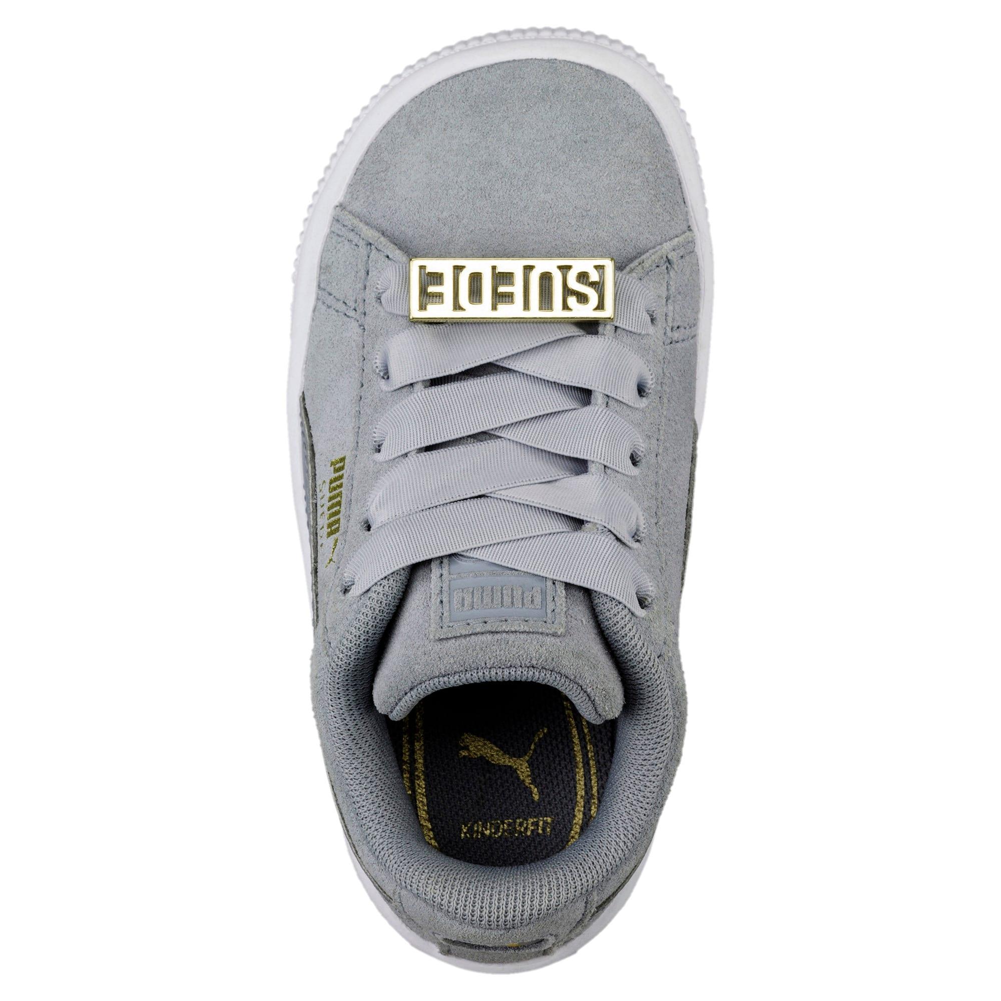 Miniatura 5 de Zapatos Suede Classic B-BOY Fabulous para bebé, Quarry-Quarry, mediano