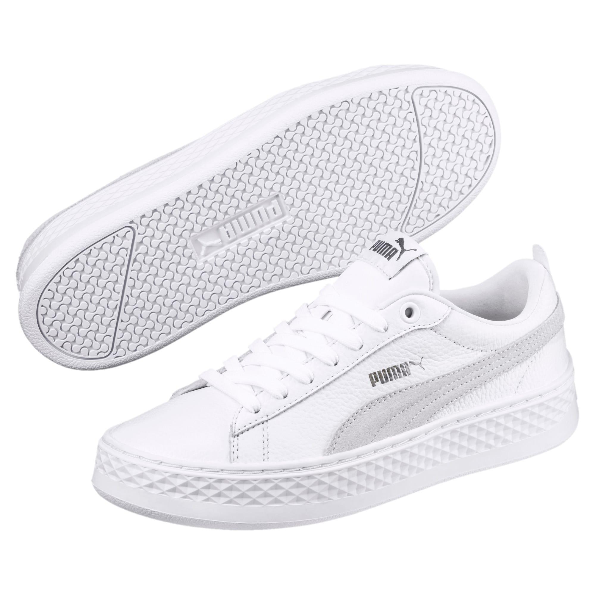 chaussures de séparation f4d47 07a7c Smash Platform Leather Women's Sneakers