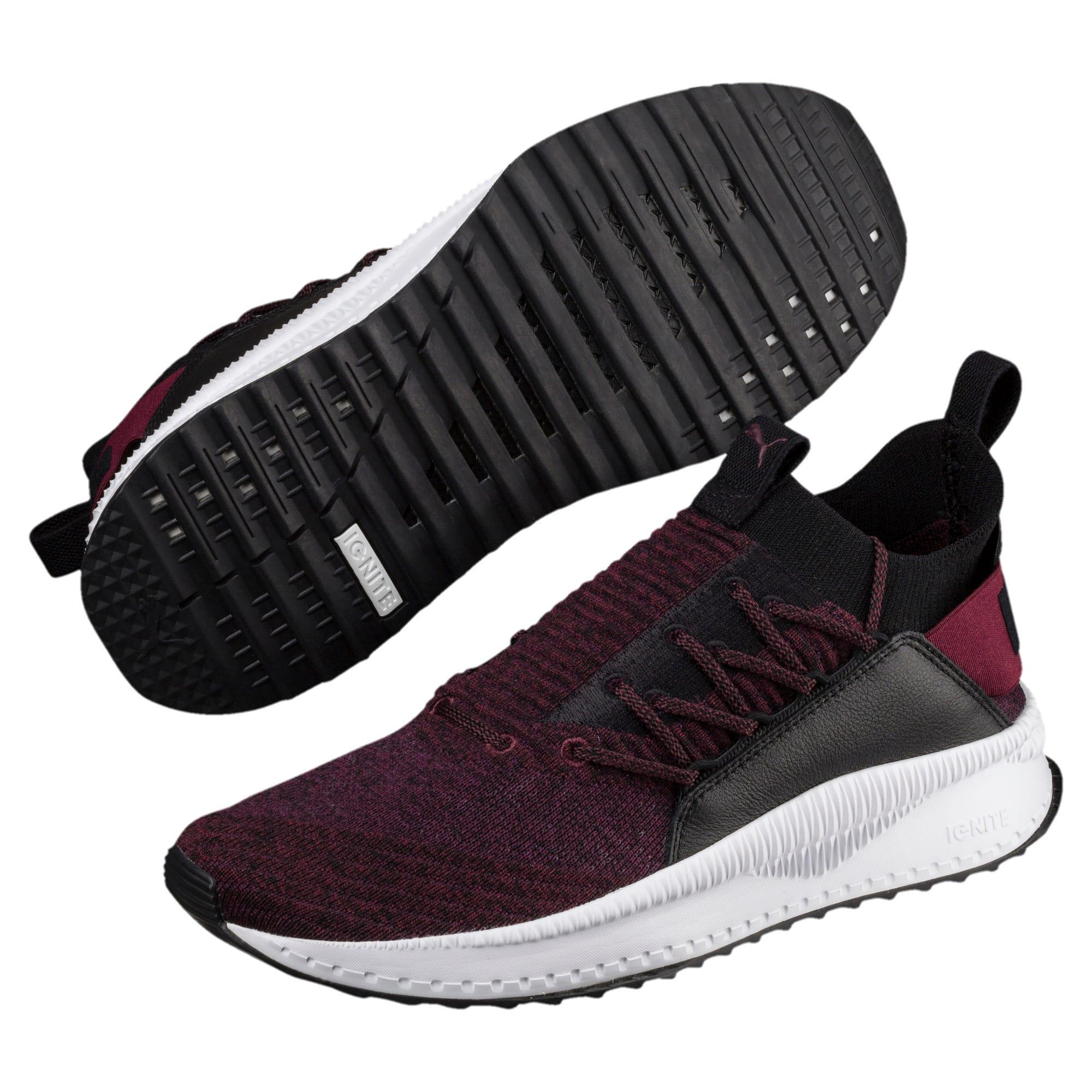 Thumbnail 2 of TSUGI Jun Baroque Sneakers, Fig-Shadow Purple-Puma Black, medium
