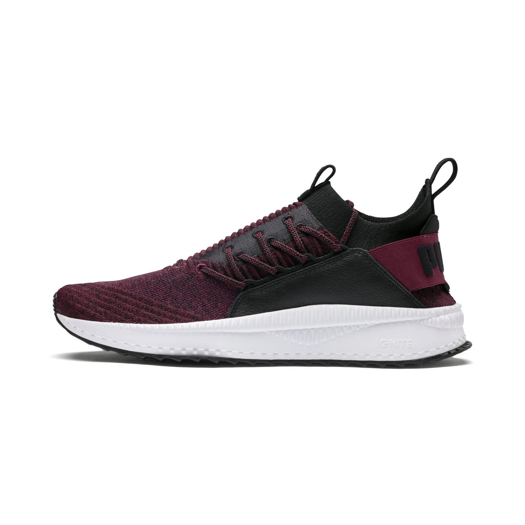 Thumbnail 1 of TSUGI Jun Baroque Sneakers, Fig-Shadow Purple-Puma Black, medium