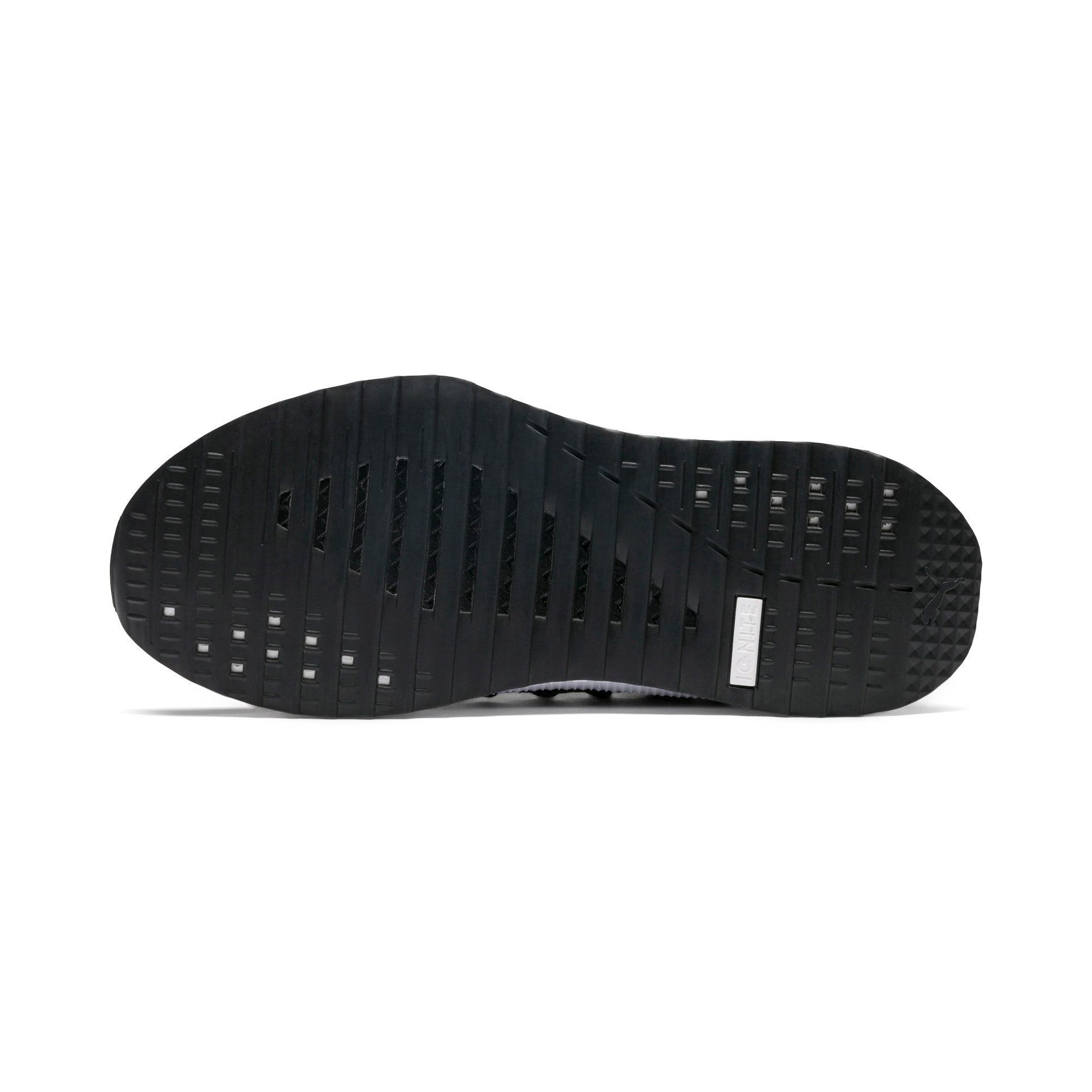 Thumbnail 3 of TSUGI Jun Baroque Sneakers, Fig-Shadow Purple-Puma Black, medium