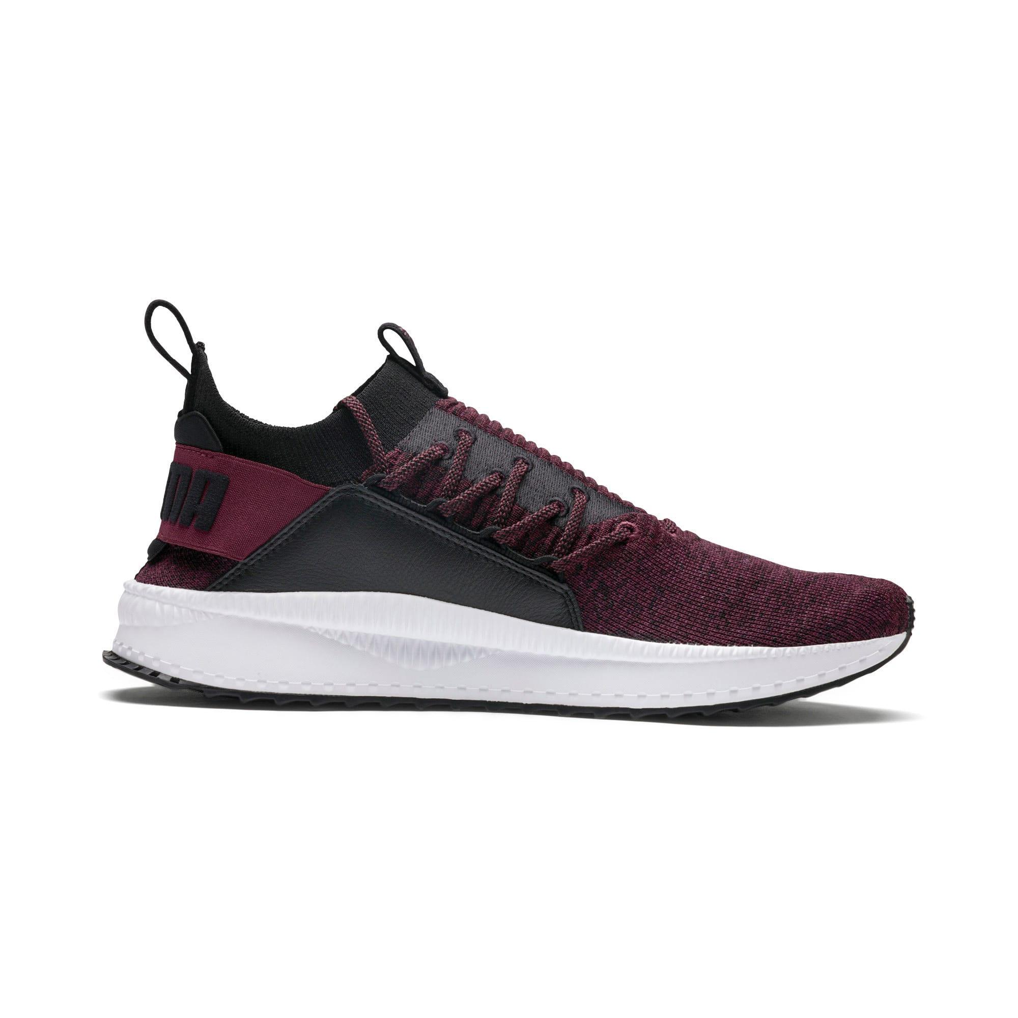 Thumbnail 5 of TSUGI Jun Baroque Sneakers, Fig-Shadow Purple-Puma Black, medium