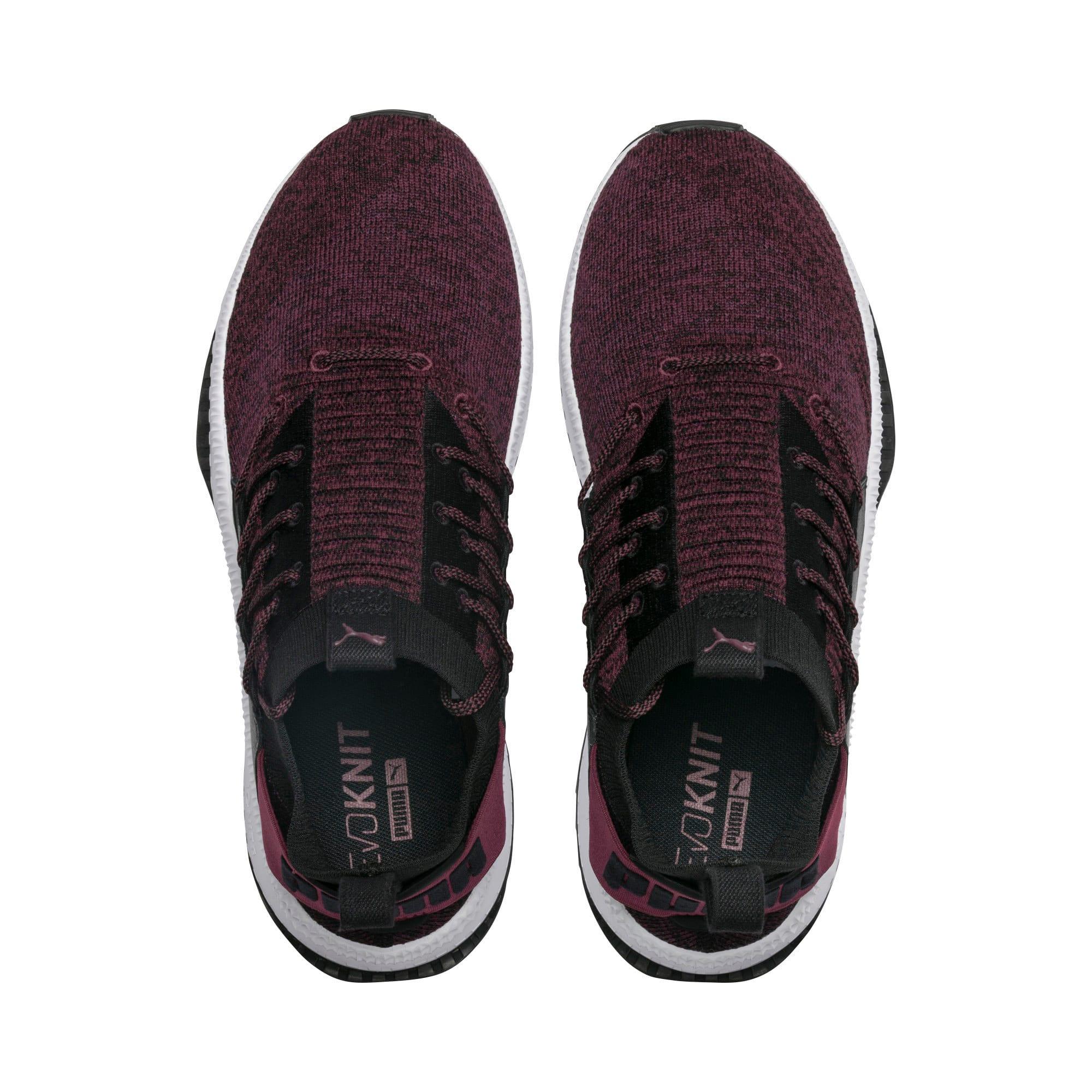 Thumbnail 7 of TSUGI Jun Baroque Sneakers, Fig-Shadow Purple-Puma Black, medium
