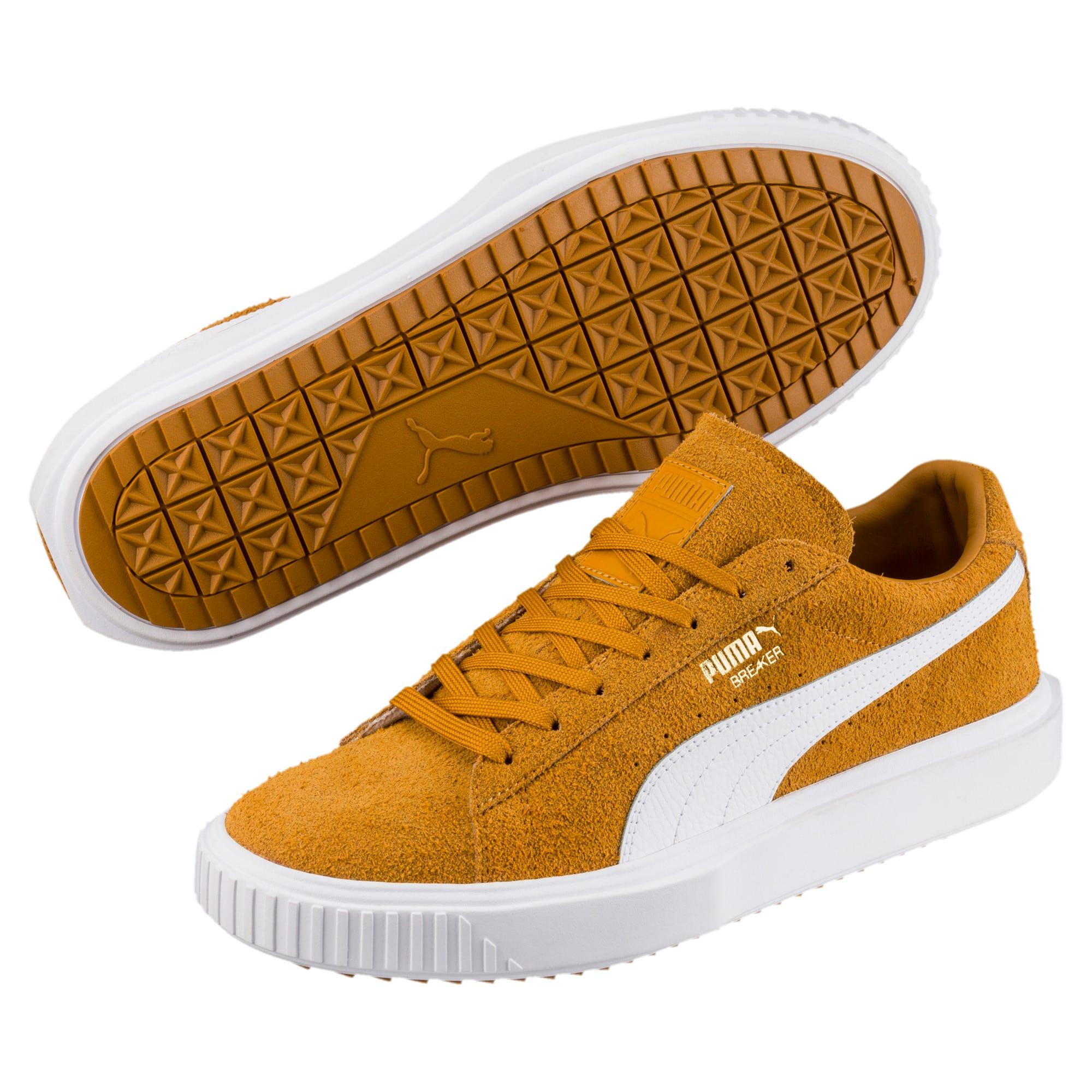 Thumbnail 2 of Breaker Evolution Sneakers, BcktornBrwn-PWht-BcktornBrwn, medium