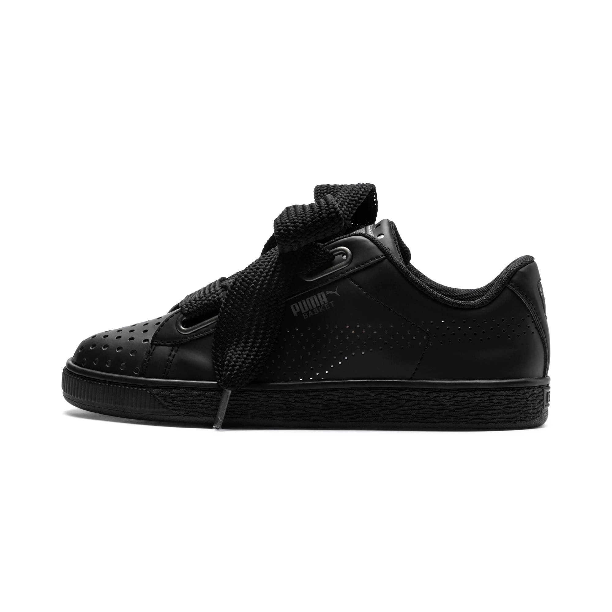 new products b1b6c b16a5 Basket Heart Lux Women's Sneakers