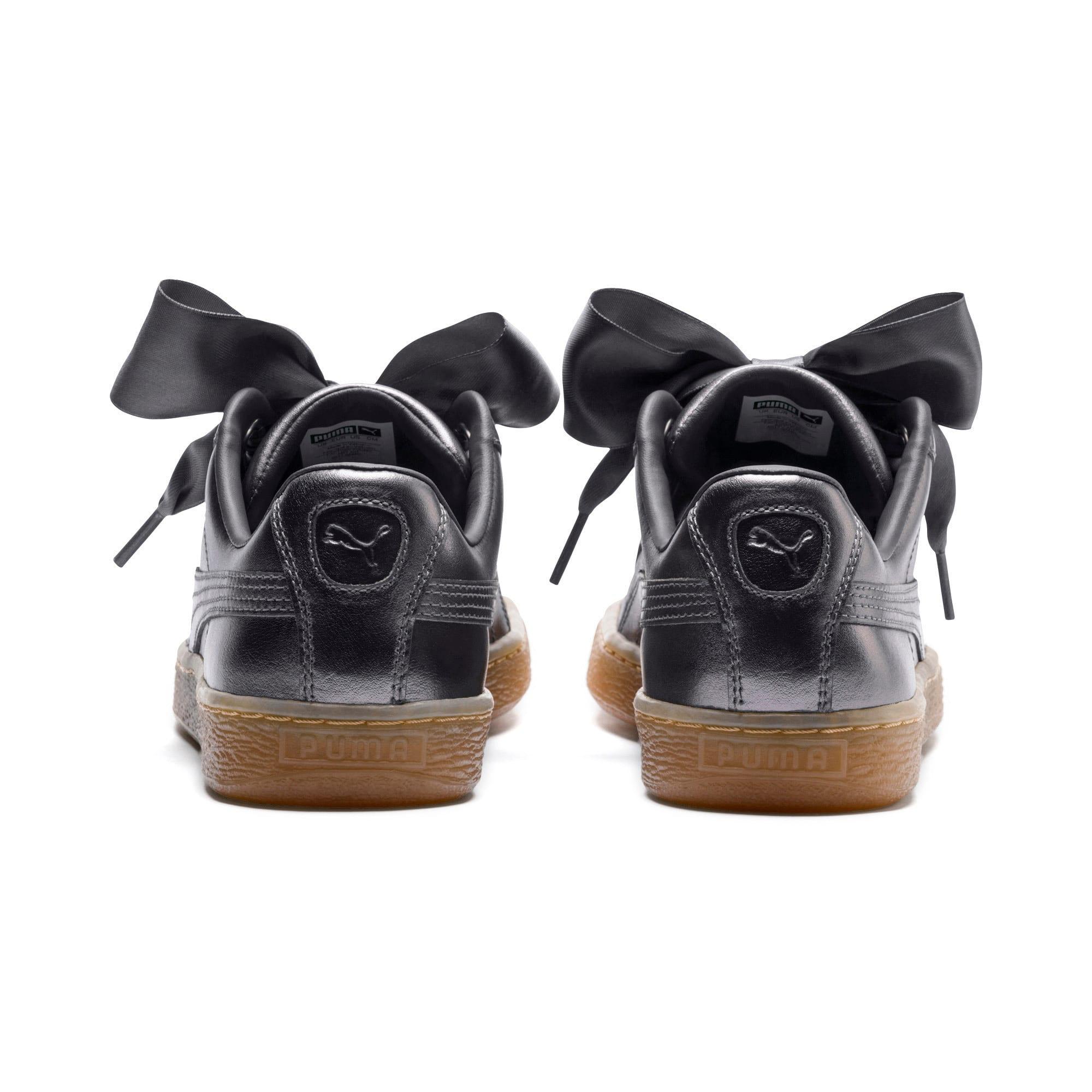 Thumbnail 4 of Basket Heart Luxe Women's Sneakers, QUIET SHADE-QUIET SHADE, medium