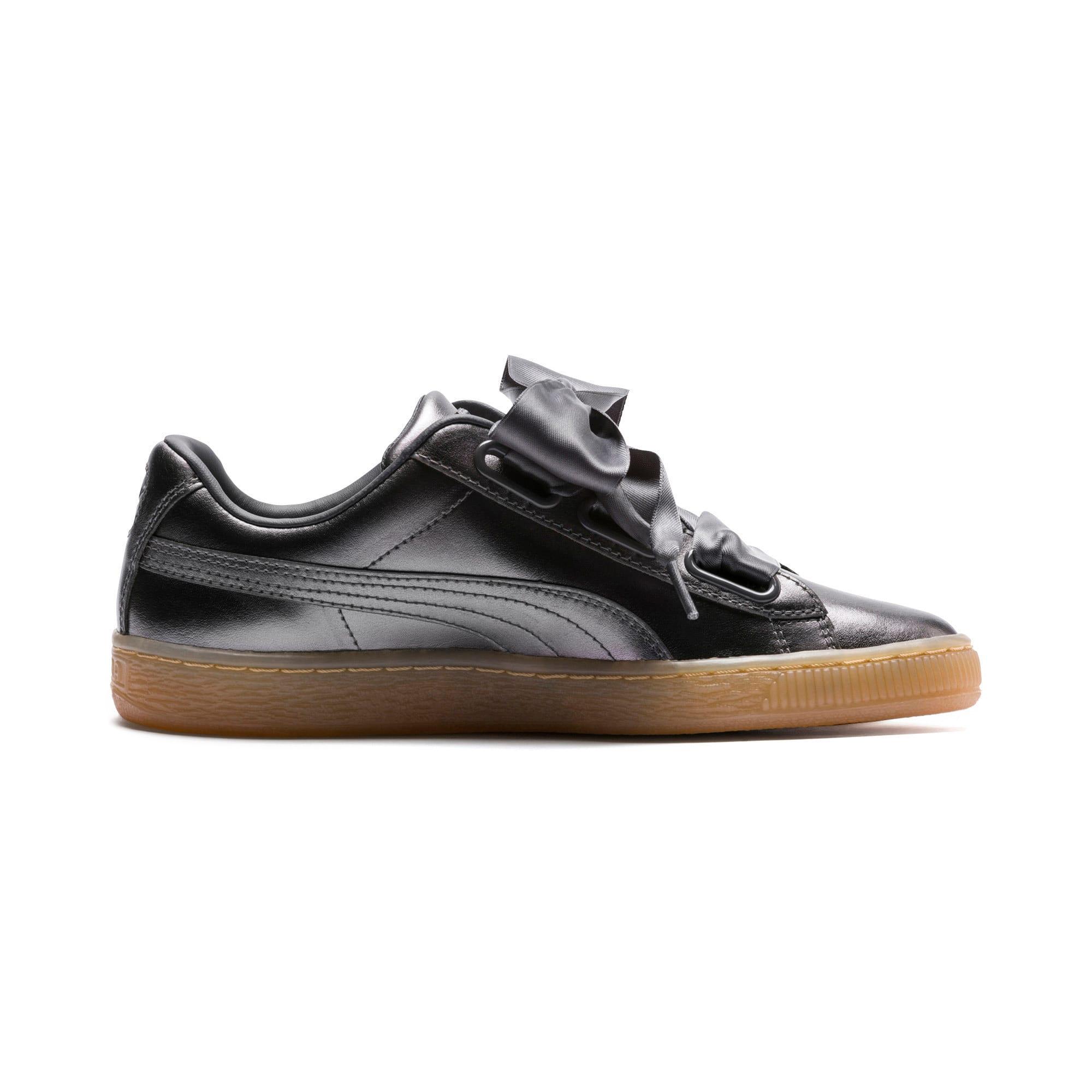 Thumbnail 5 of Basket Heart Luxe Women's Sneakers, QUIET SHADE-QUIET SHADE, medium