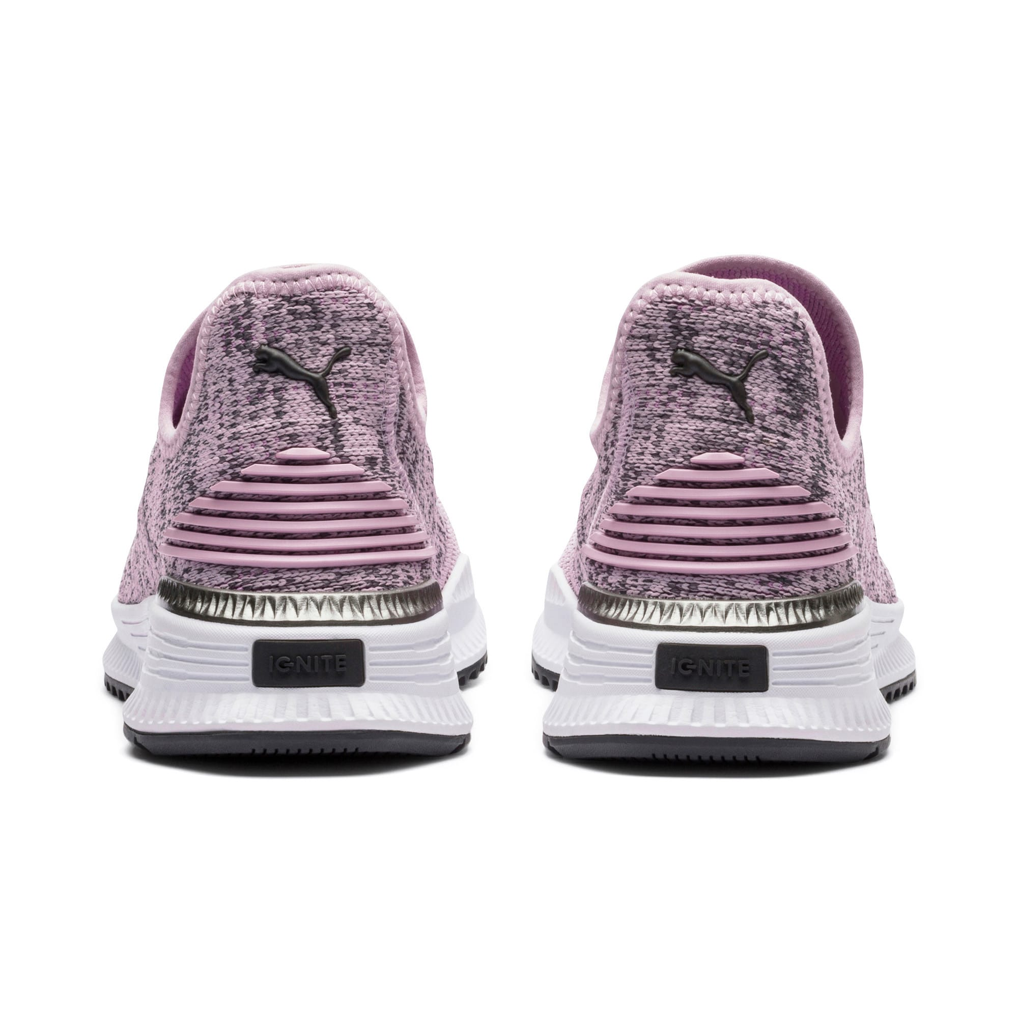 Thumbnail 4 of AVID evoKNIT Mosaic Women's Sneakers, WOrchid-IGate-Orchid, medium