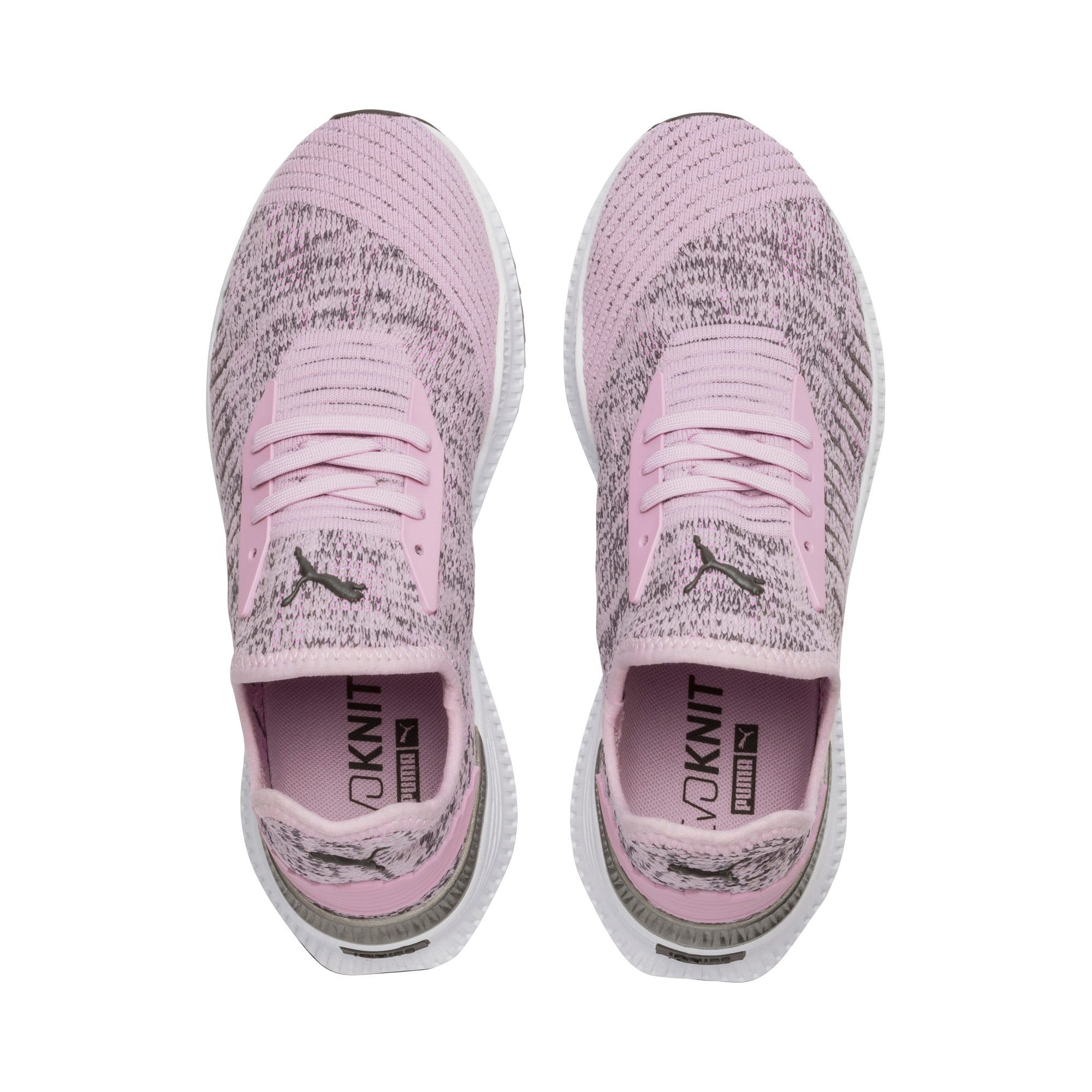 Thumbnail 6 of AVID evoKNIT Mosaic Women's Sneakers, WOrchid-IGate-Orchid, medium