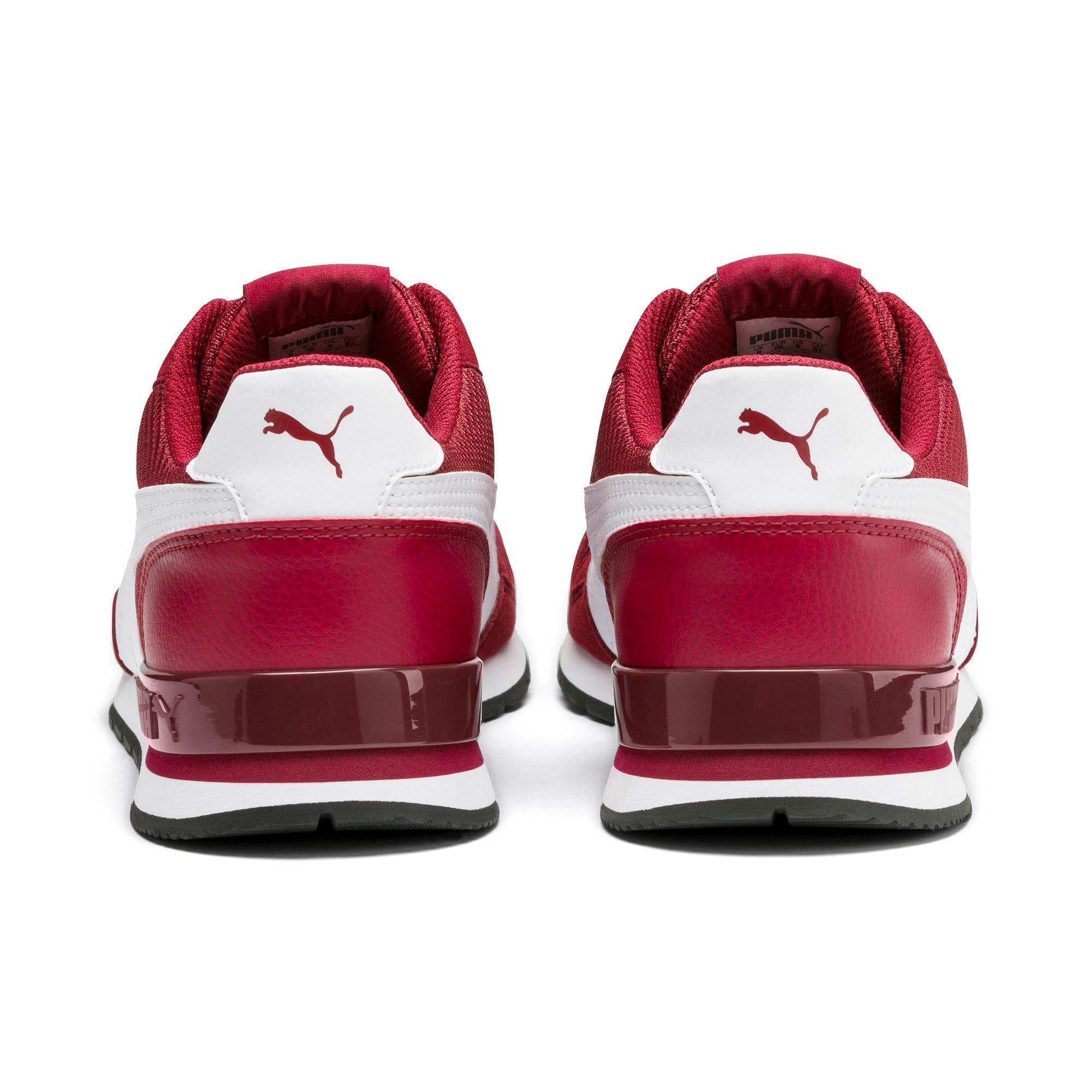 Miniatura 4 de Zapatos deportivos ST Runner v2 Mesh, Rhubarb-Puma White, mediano