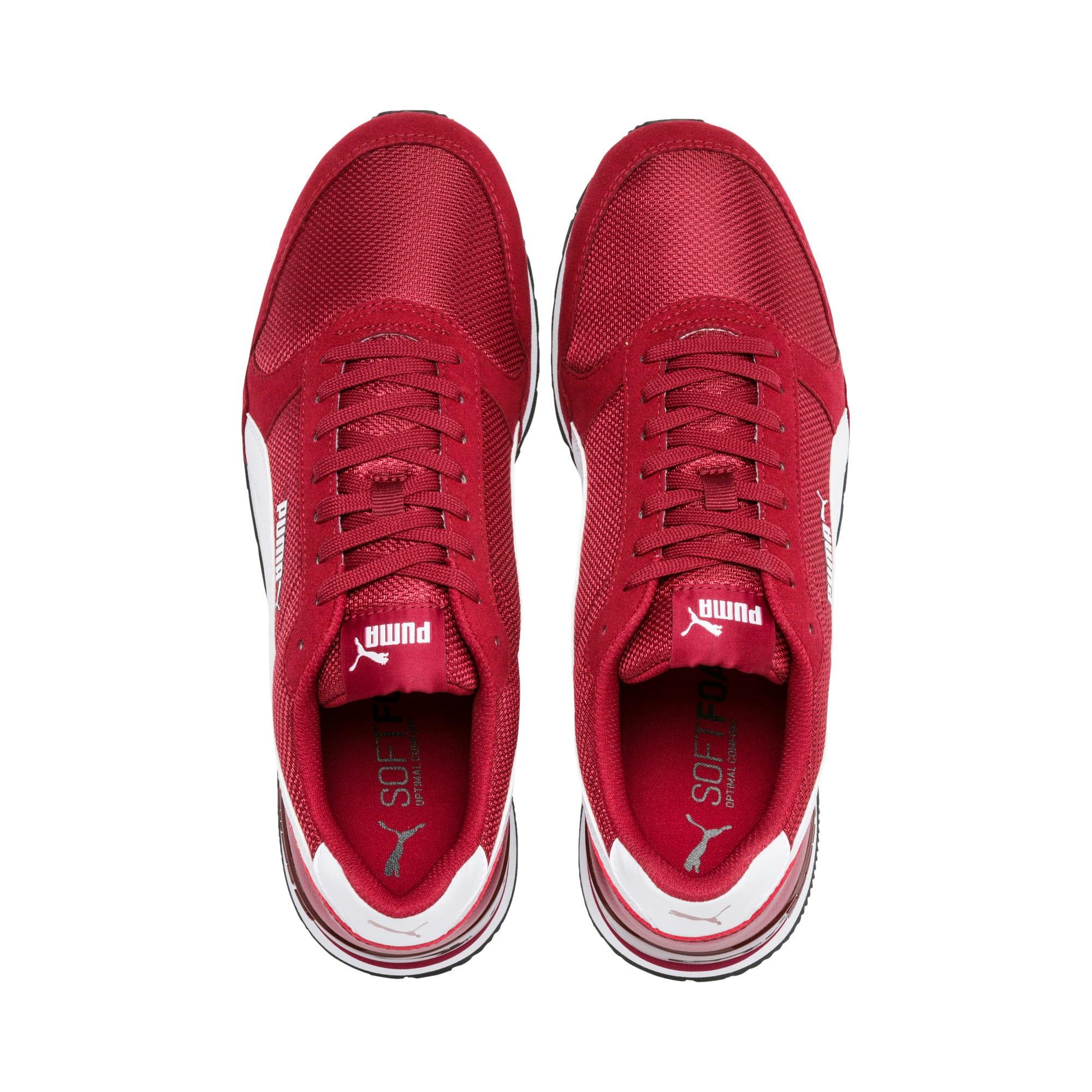 Miniatura 7 de Zapatos deportivos ST Runner v2 Mesh, Rhubarb-Puma White, mediano