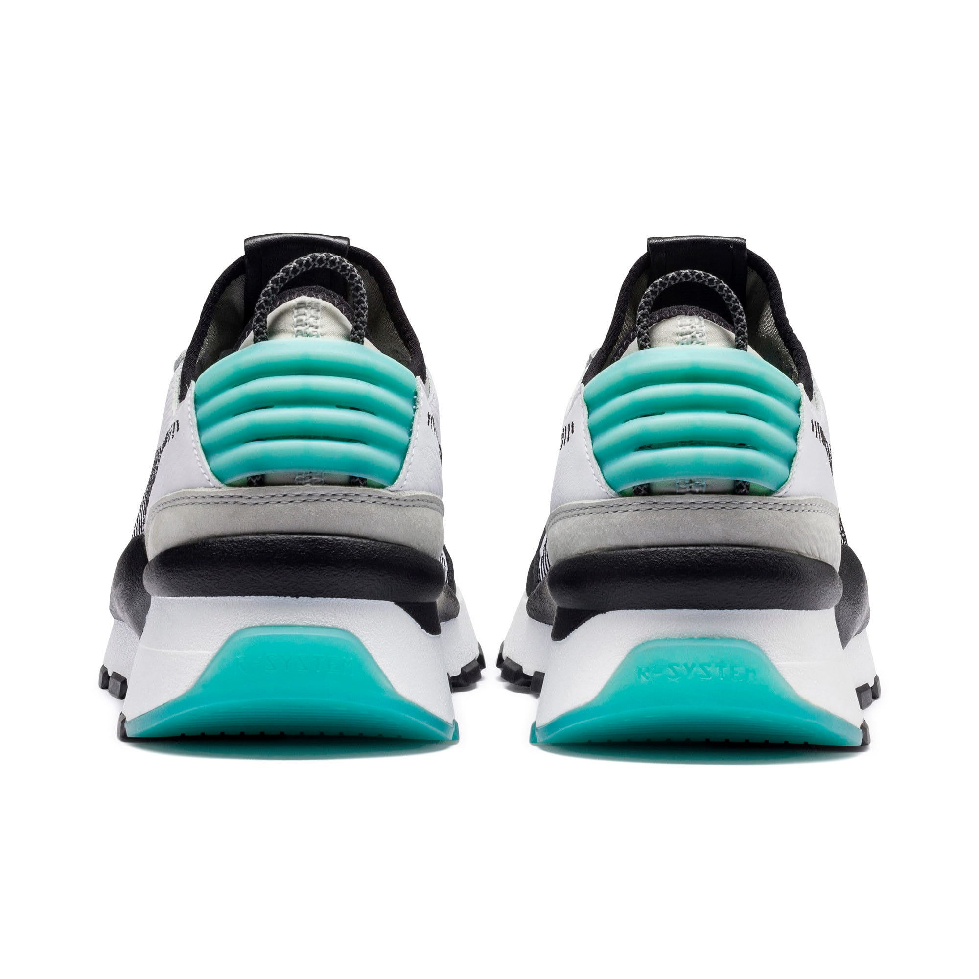 Thumbnail 4 of RS-0 RE-INVENTION Sneaker, White-GrayViolet-BiscayGreen, medium