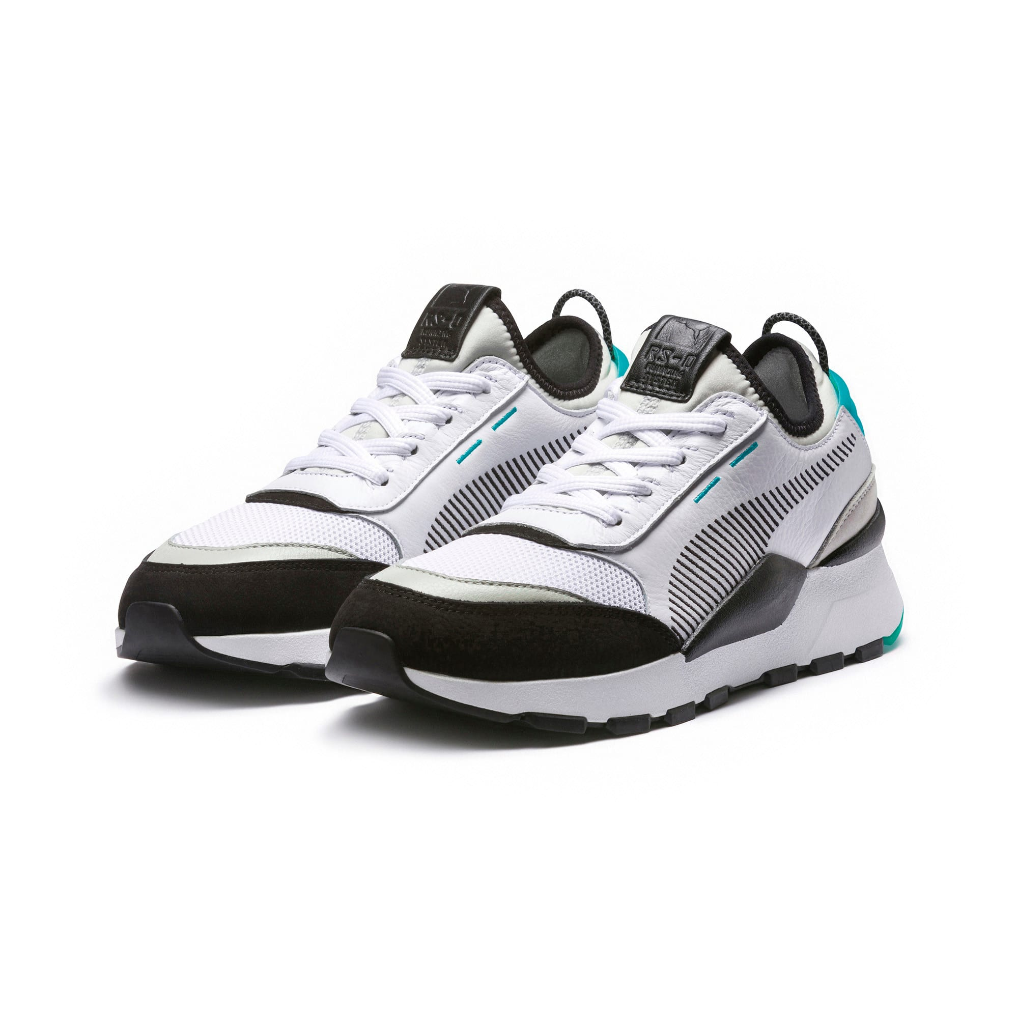 Thumbnail 2 of RS-0 RE-INVENTION Sneaker, White-GrayViolet-BiscayGreen, medium