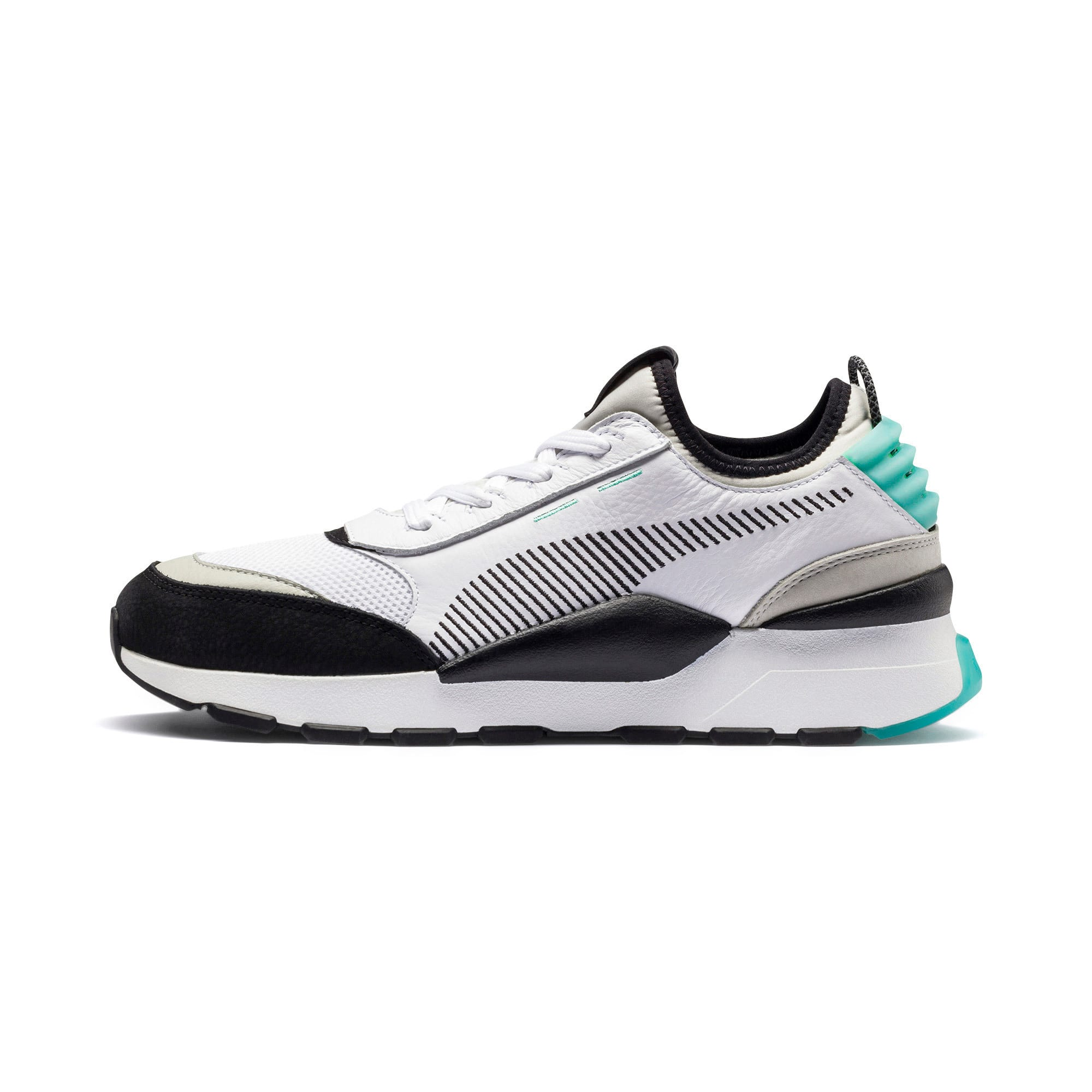 Thumbnail 1 of RS-0 RE-INVENTION Sneaker, White-GrayViolet-BiscayGreen, medium