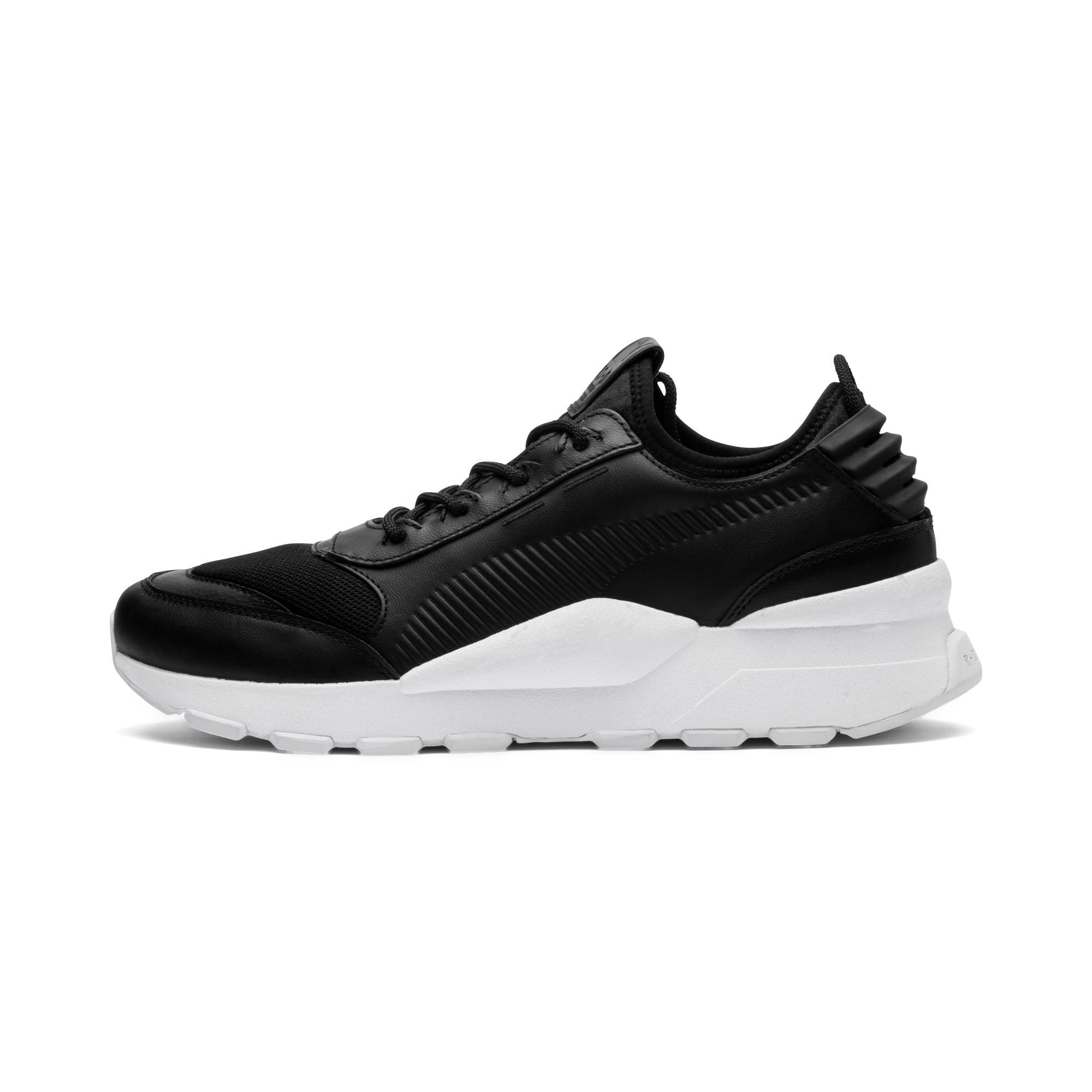 Evolution RS-0 SOUND Trainers, Puma Black, large