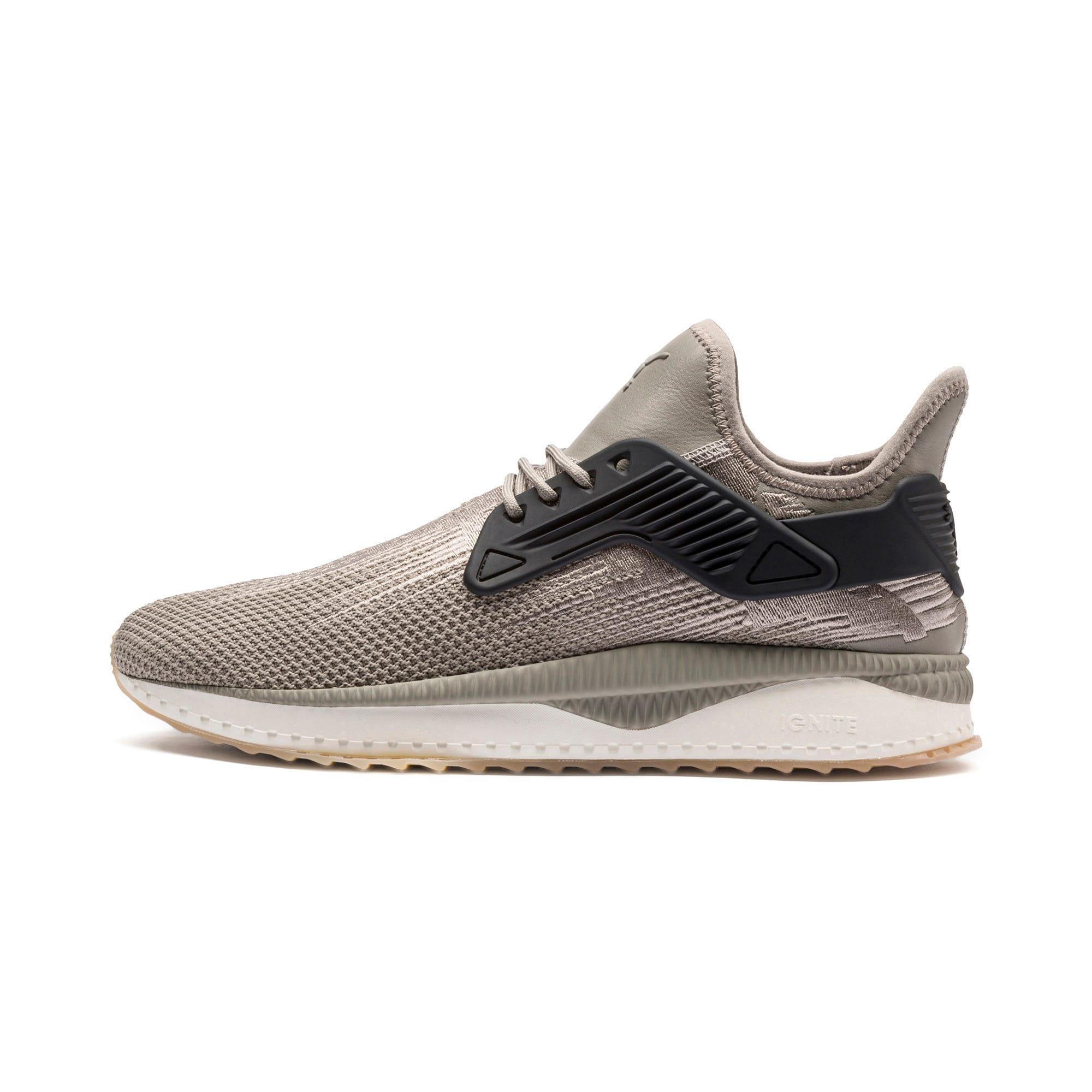 Thumbnail 1 of TSUGI Cage Premium Sneakers, Elephant Skin-Puma Black, medium