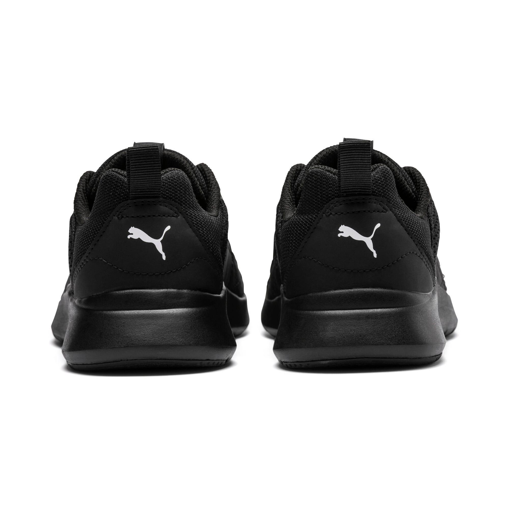 Miniatura 3 de Zapatos deportivos PUMA Wired JR, Puma Black-Puma Black- Negro, mediano