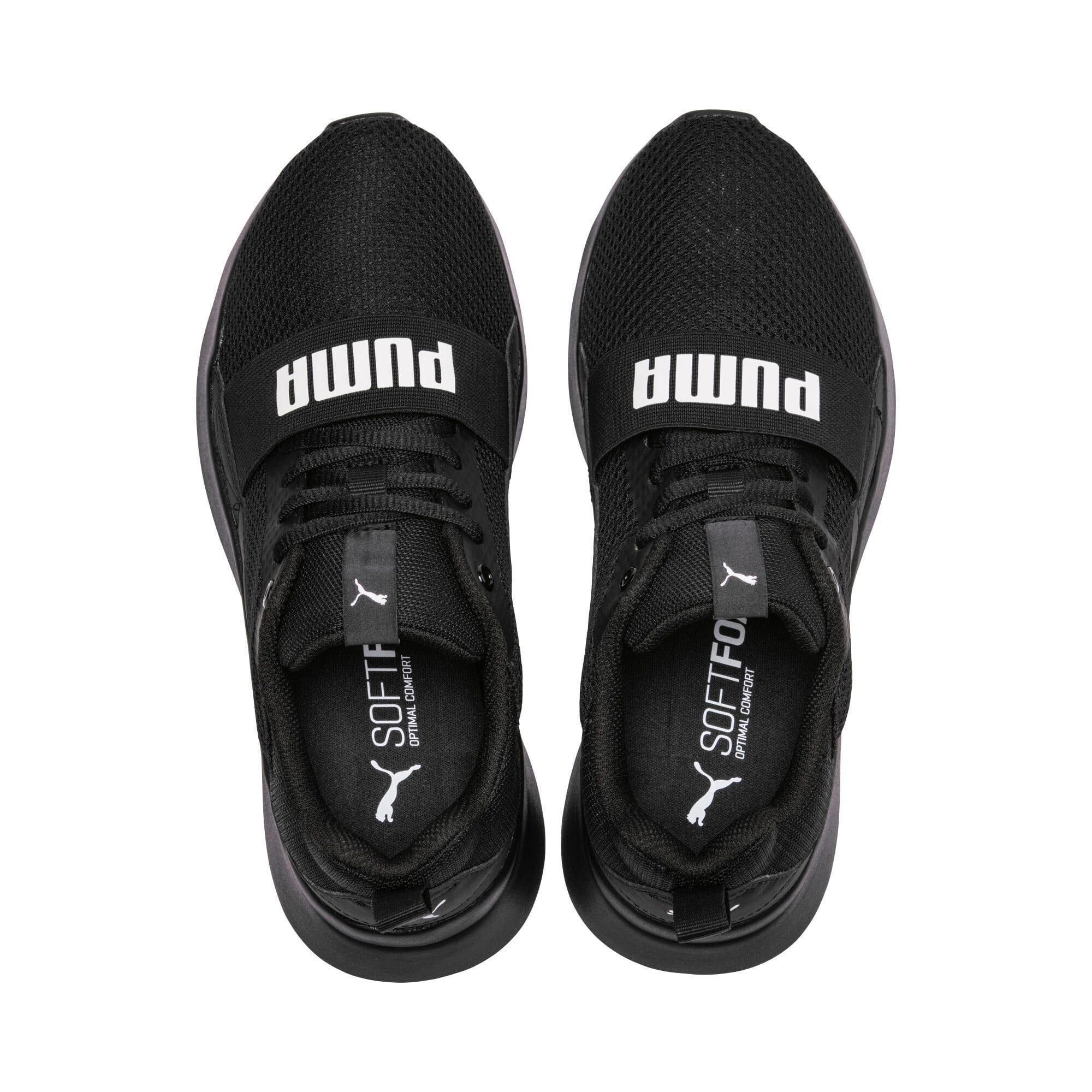 Miniatura 6 de Zapatos deportivos PUMA Wired JR, Puma Black-Puma Black- Negro, mediano