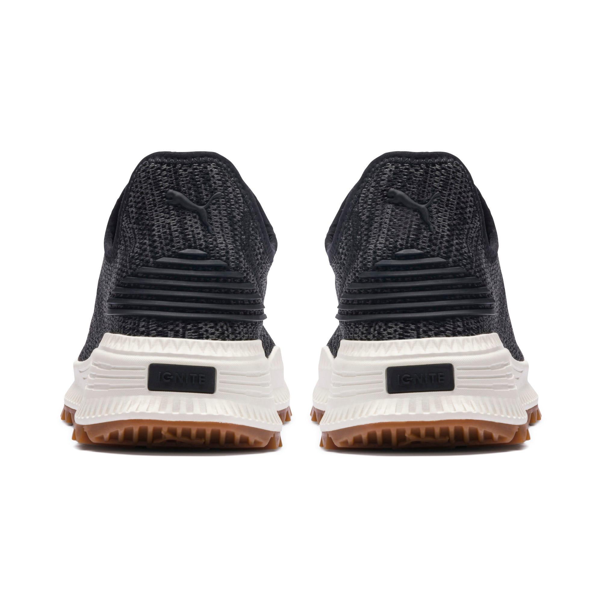 Thumbnail 4 of AVID Repellent Sneakers, Puma Black-Dark Shadow, medium