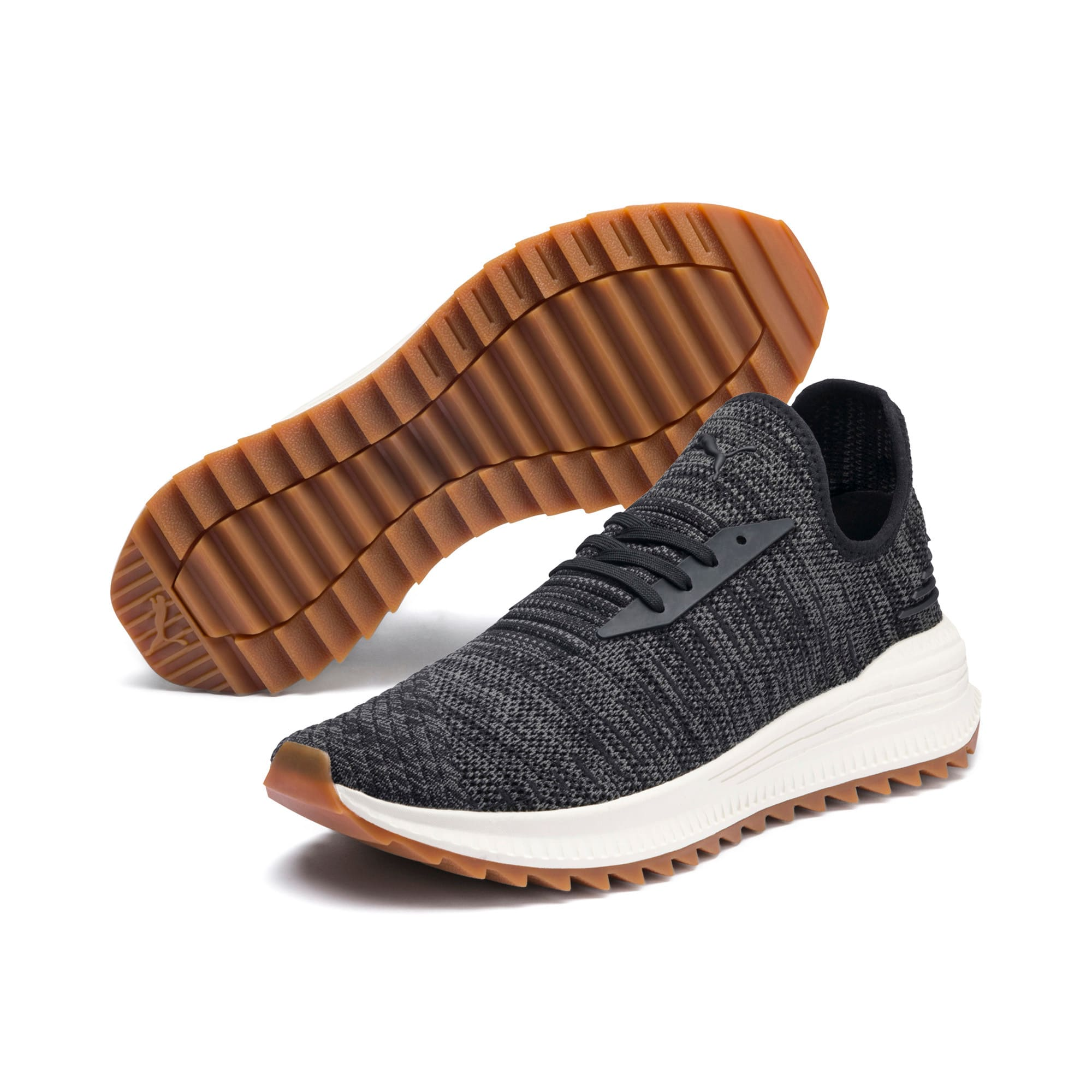 Thumbnail 2 of AVID Repellent Sneakers, Puma Black-Dark Shadow, medium