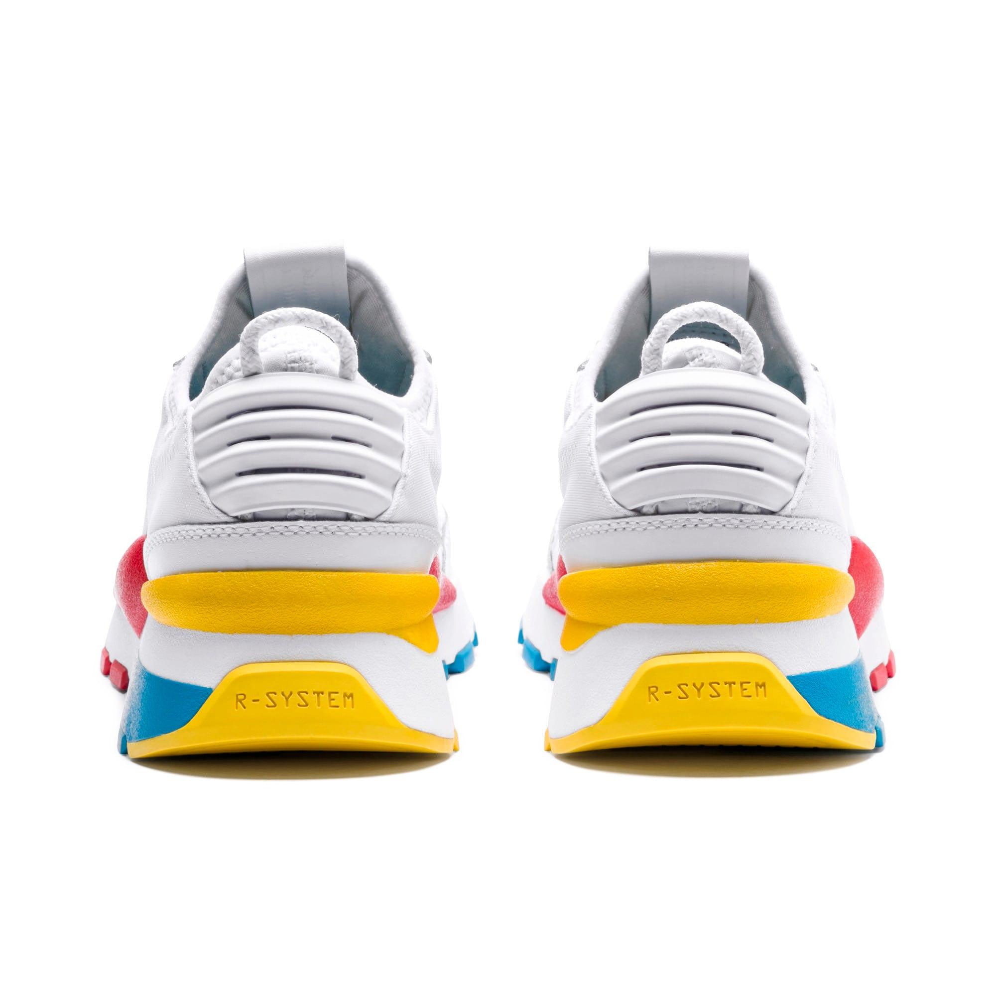 Thumbnail 4 of RS-0 Play Sneakers JR, White-Puma White-White, medium