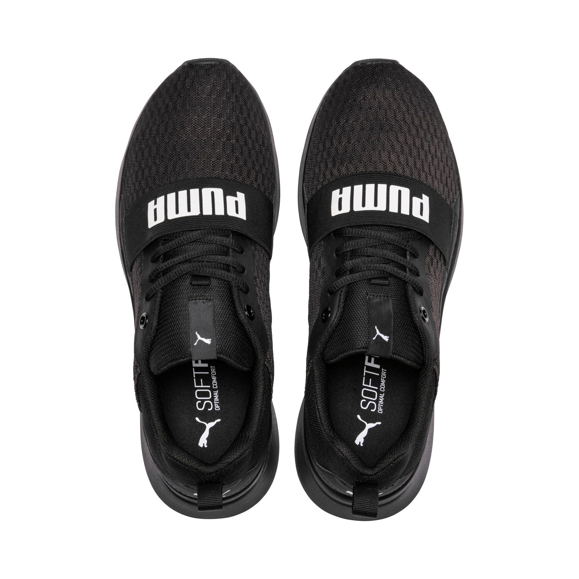 Thumbnail 6 of Wired Trainers, Puma Black-Puma Black- Black, medium