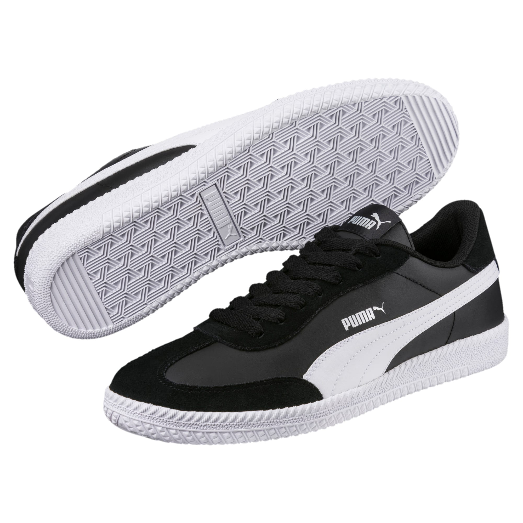 Thumbnail 2 of Astro Cup Sneakers, Puma Black-Puma White, medium