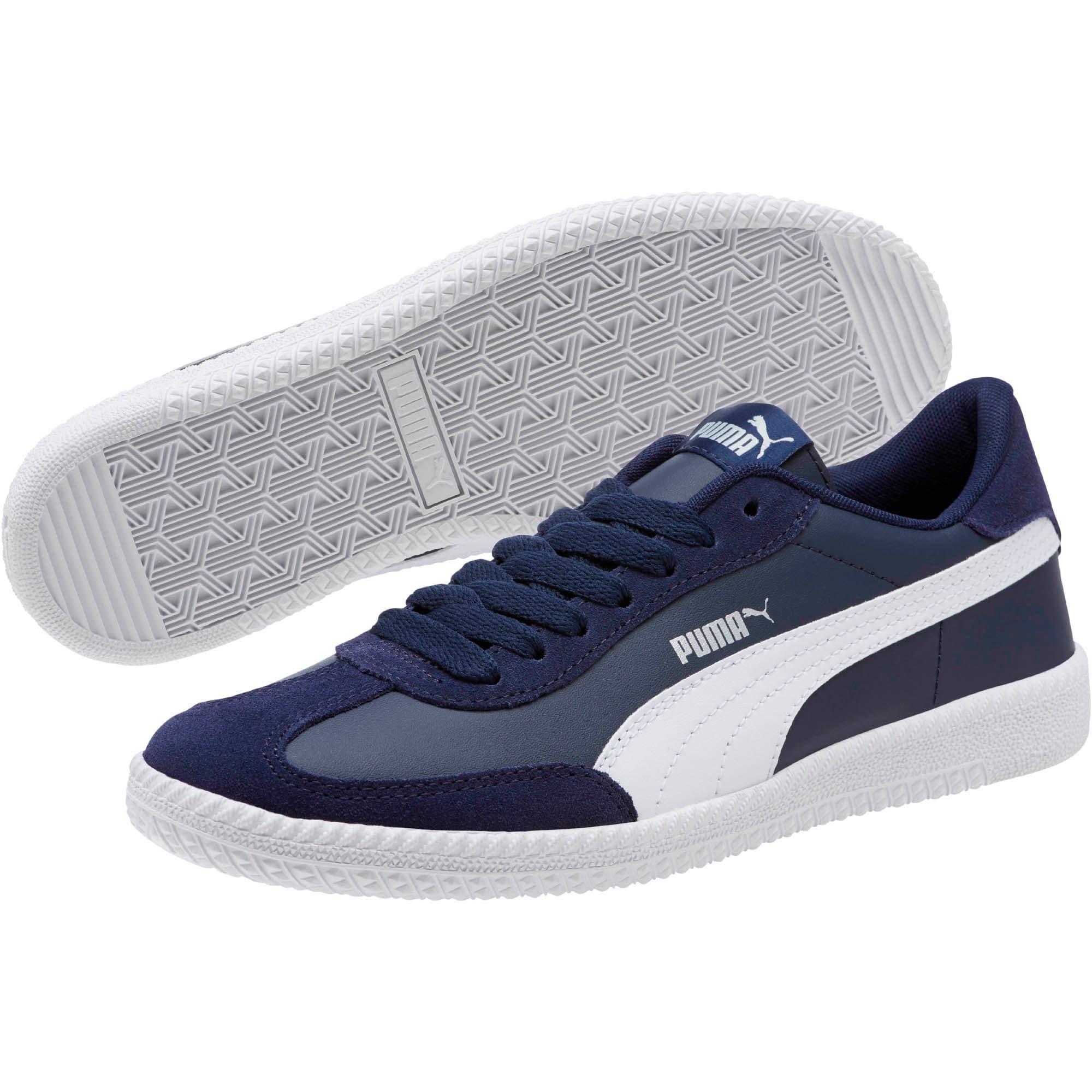 Thumbnail 2 of Astro Cup Sneakers, Peacoat-Puma White, medium