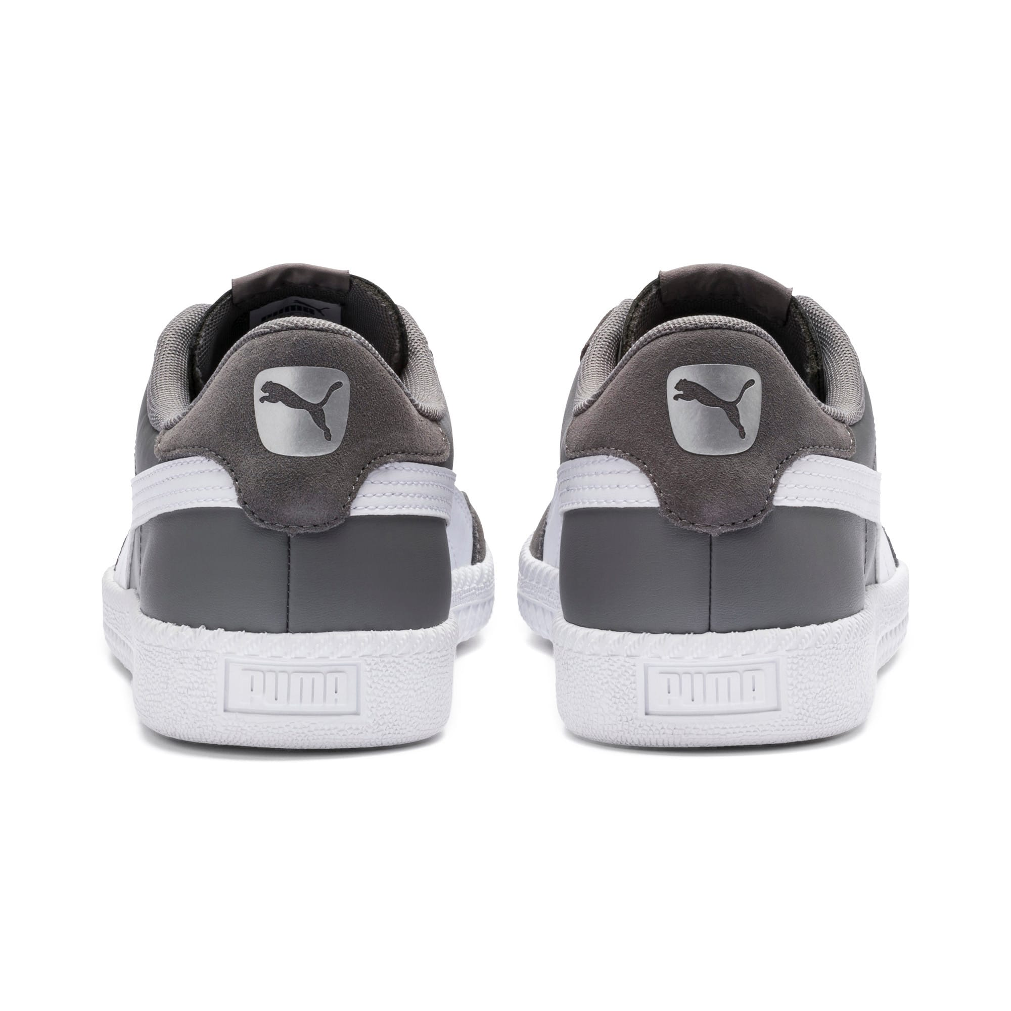 Thumbnail 4 of Astro Cup Sneakers, Steel Gray-Puma White, medium