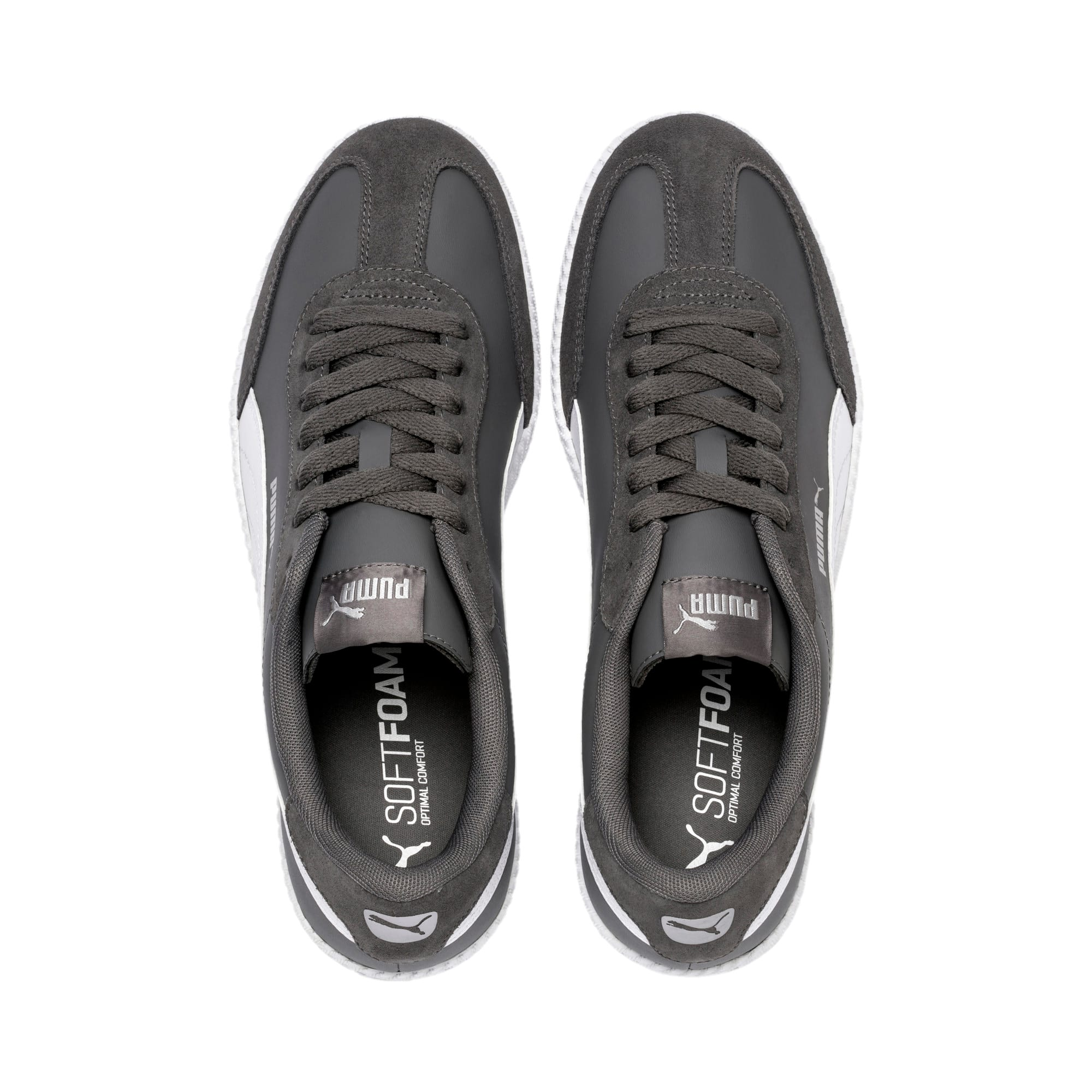 Thumbnail 6 of Astro Cup Sneakers, Steel Gray-Puma White, medium