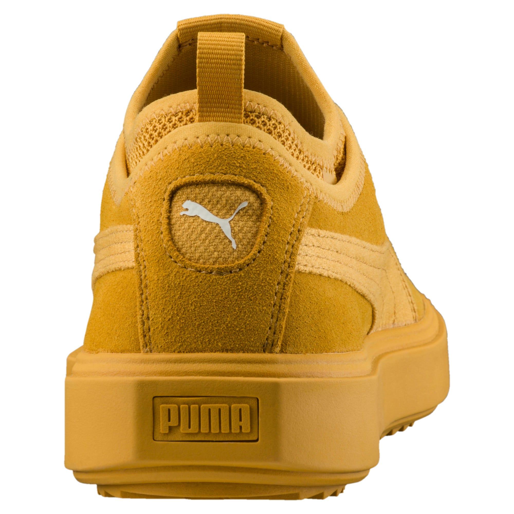 Thumbnail 4 of Breaker Mesh Men's Sneakers, Mineral Yellow-Minl Yellow, medium