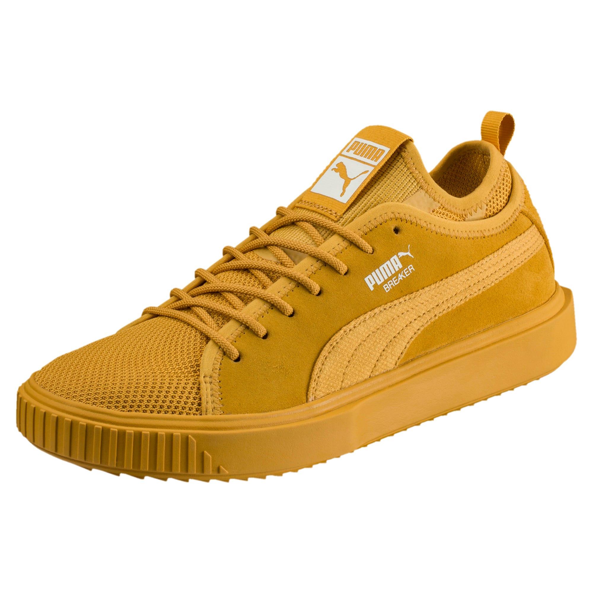 Thumbnail 1 of Breaker Mesh Men's Sneakers, Mineral Yellow-Minl Yellow, medium